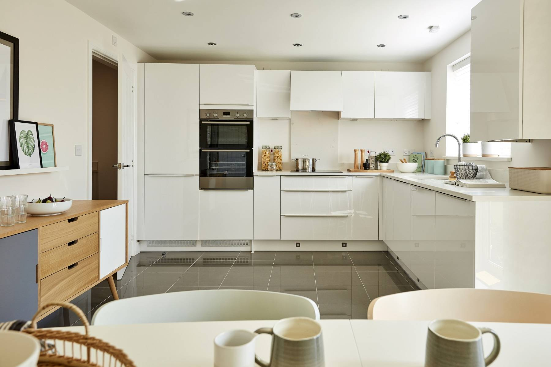 TW Exeter - Copleston Heights - Midford example kitchen