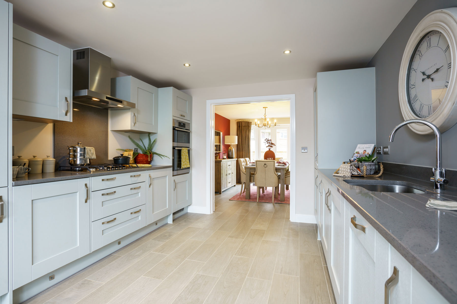 TW Exeter - Copleston Heights - Thornford example kitchen 3