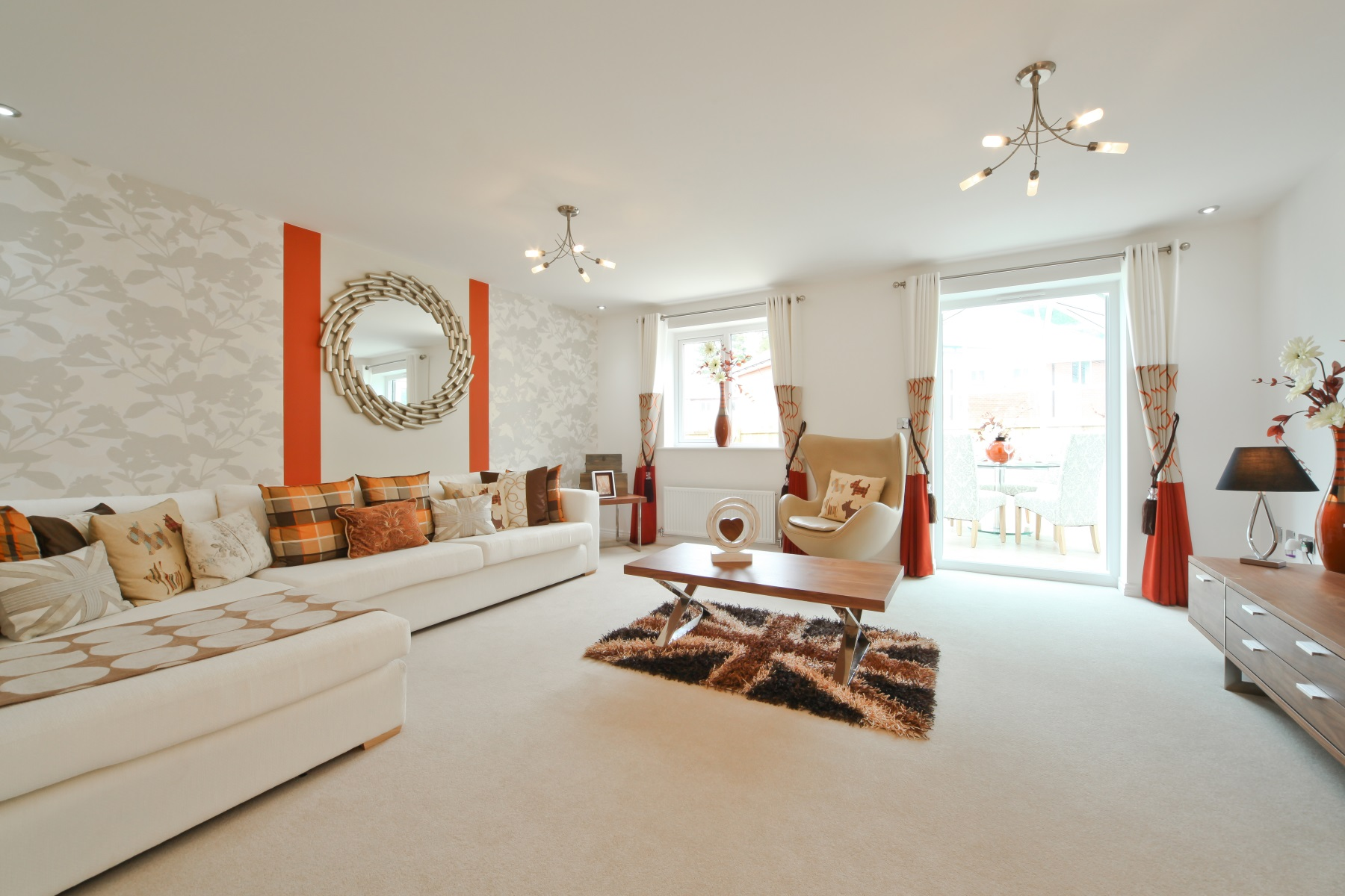 Cranbrook Charlbury example living room