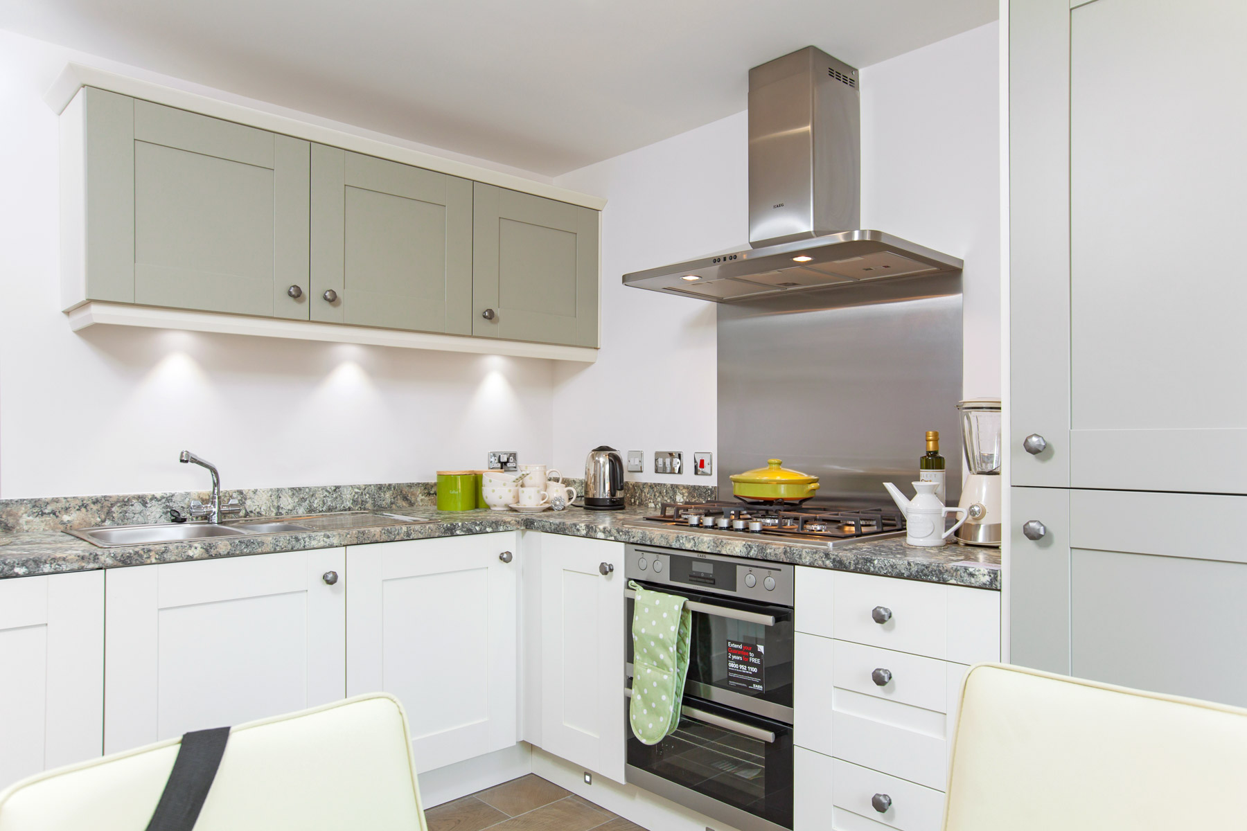 Cranbrook Charlbury example kitchen