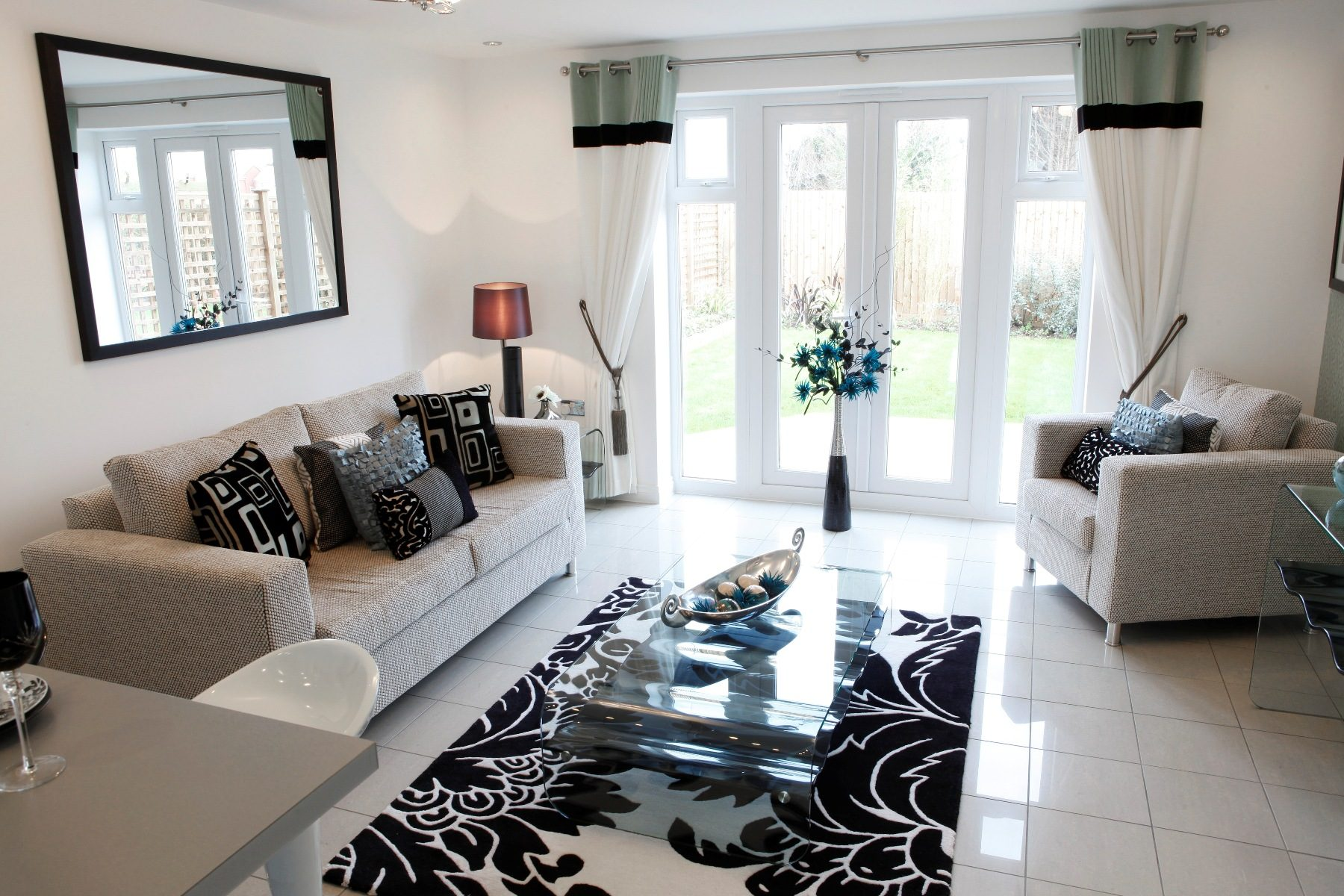 Cranbrook Henford example living area