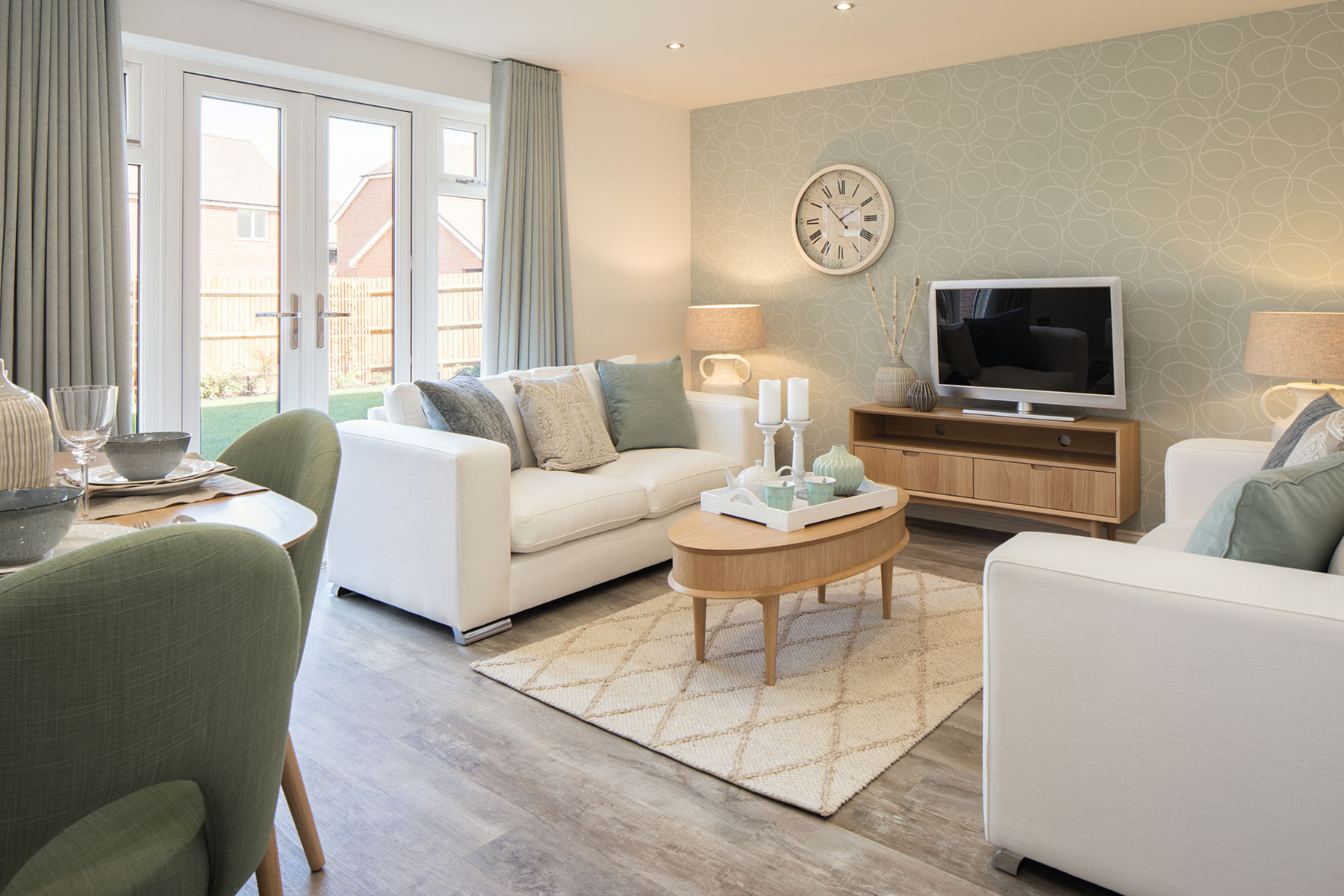TW Exeter - Cranbrook - Crofton example living room 2