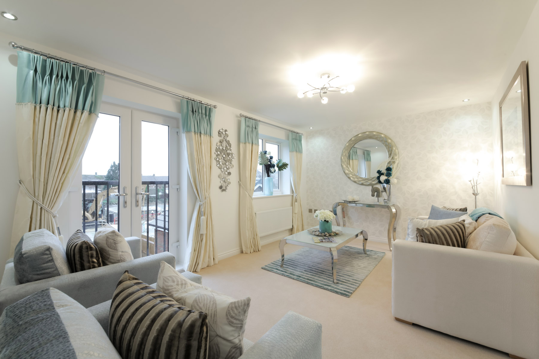 TW Exeter - Cranbrook - Danbury example family room