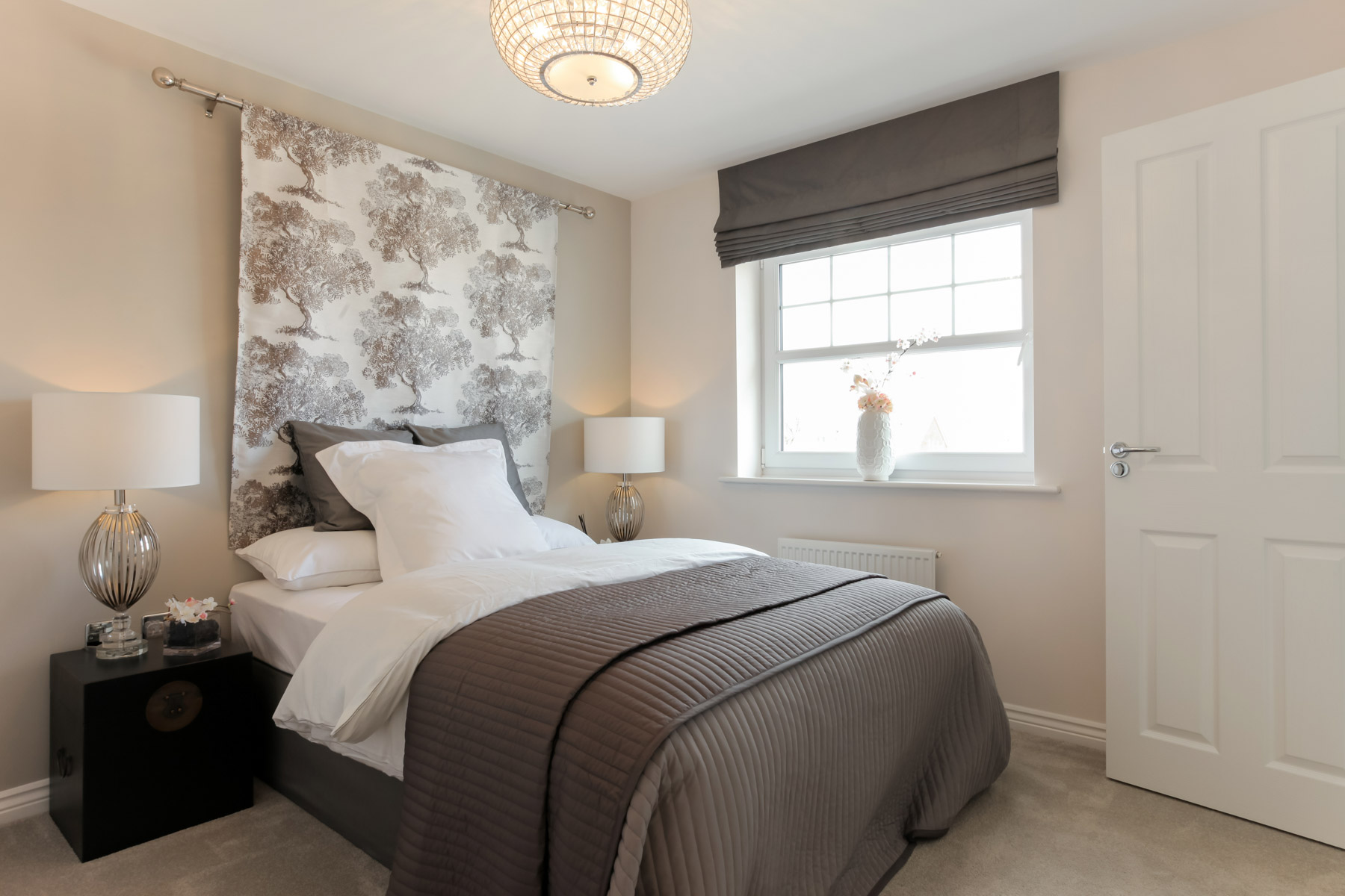 TW Exeter - Cranbrook - Farndale example bedroom 2