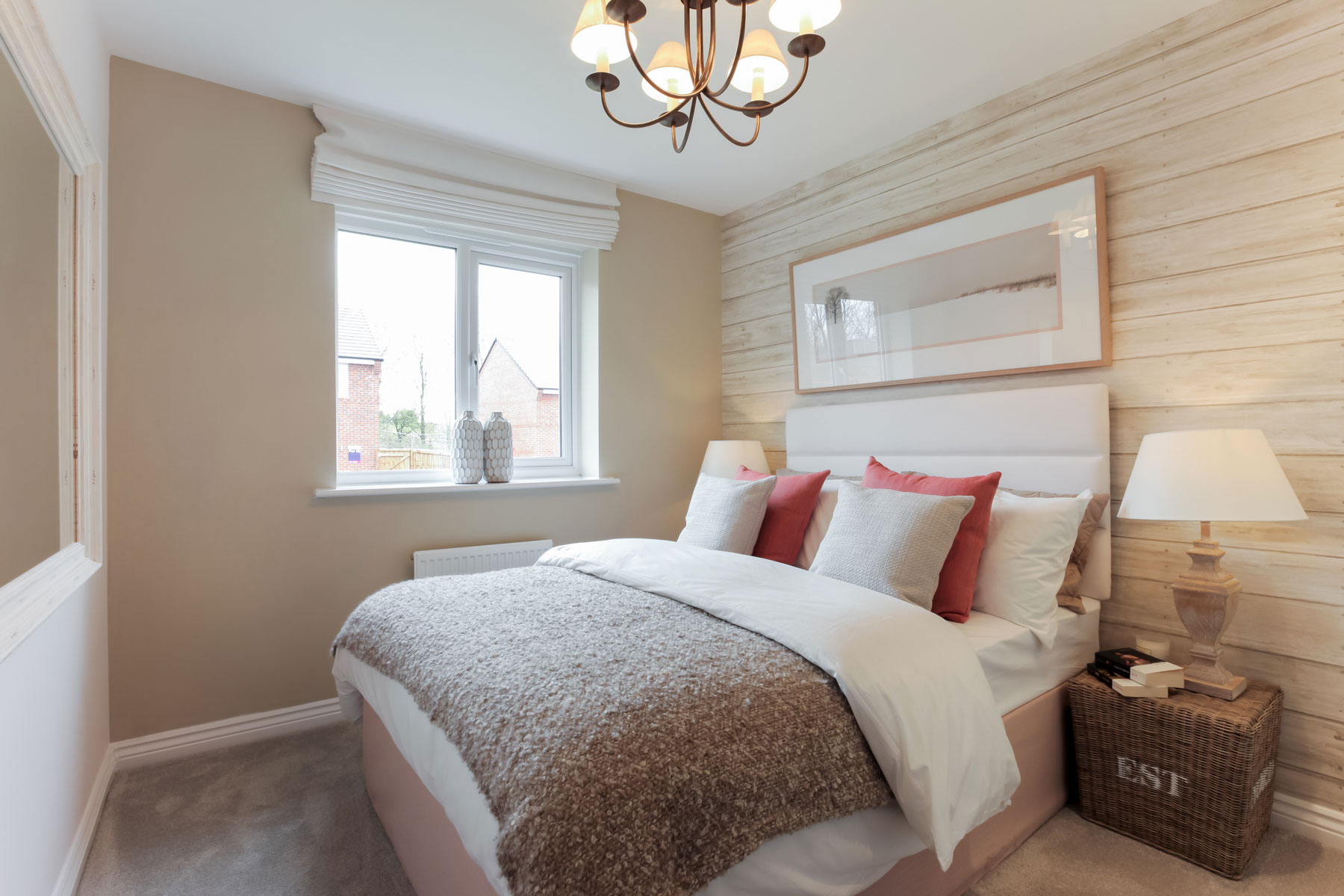 TW Exeter - Cranbrook - Farndale example bedroom 3