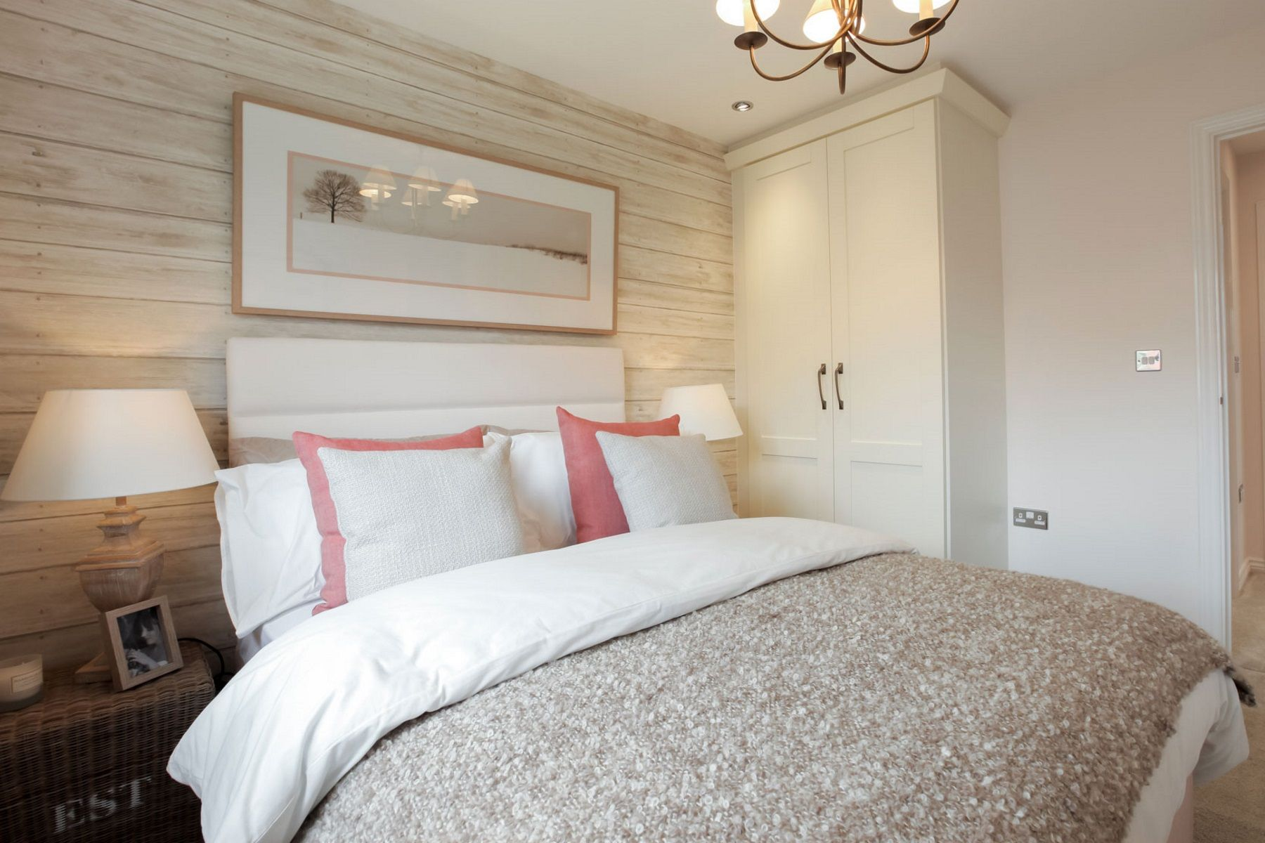TW Exeter - Cranbrook - Farndale example bedroom 4