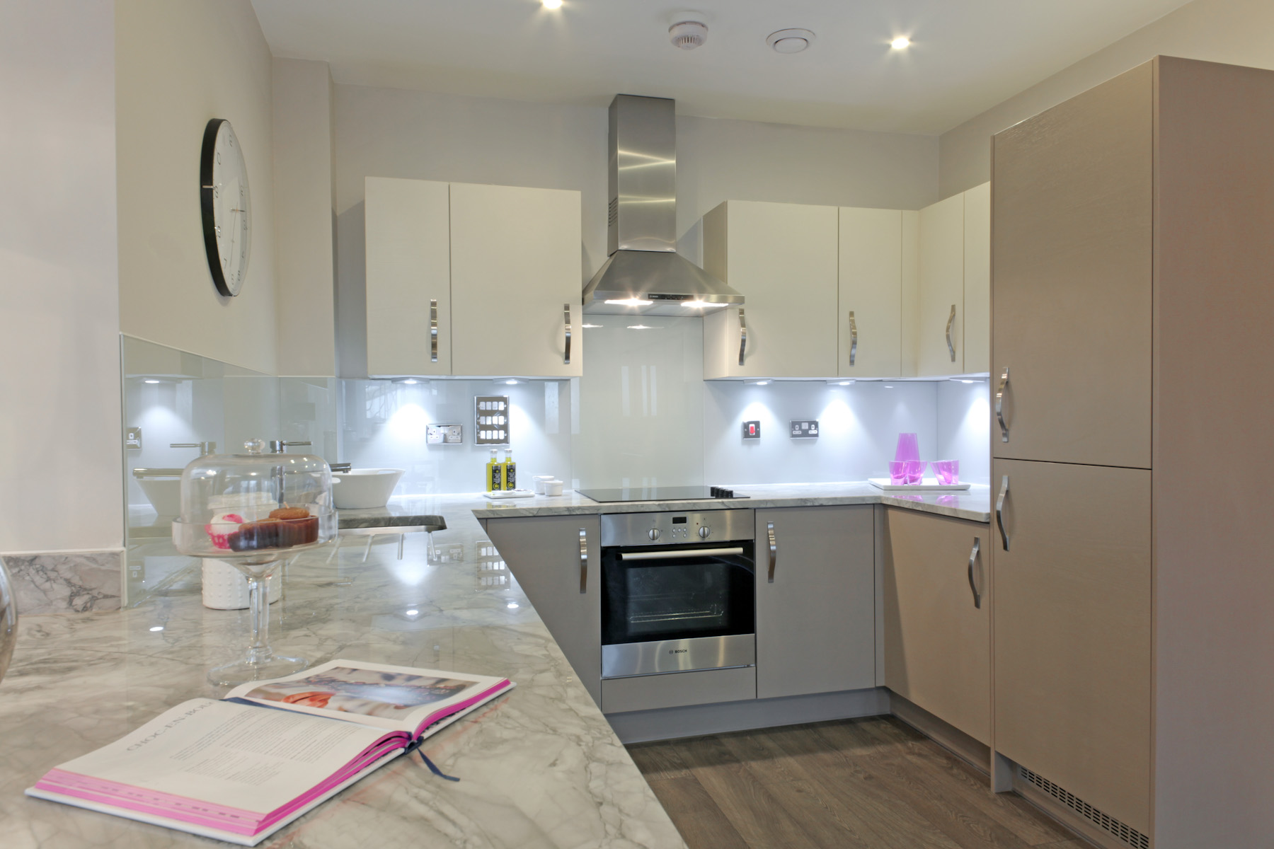 TW Exeter - Cranbrook - Farndale example kitchen