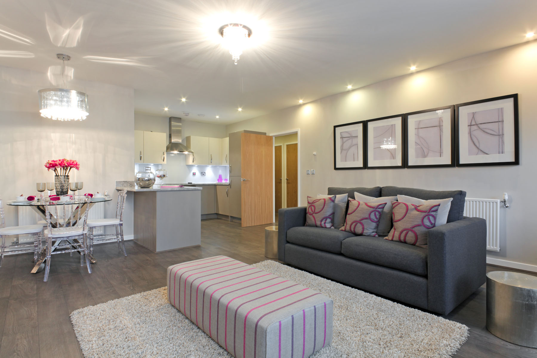TW Exeter - Cranbrook - Farndale example living area 2