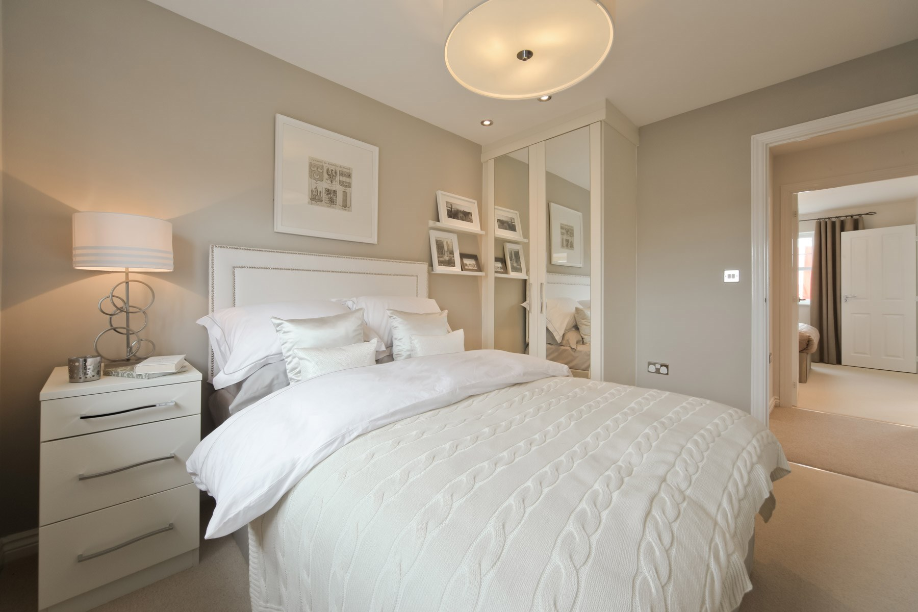 TW Exeter - Cranbrook - Hamborough example bedroom