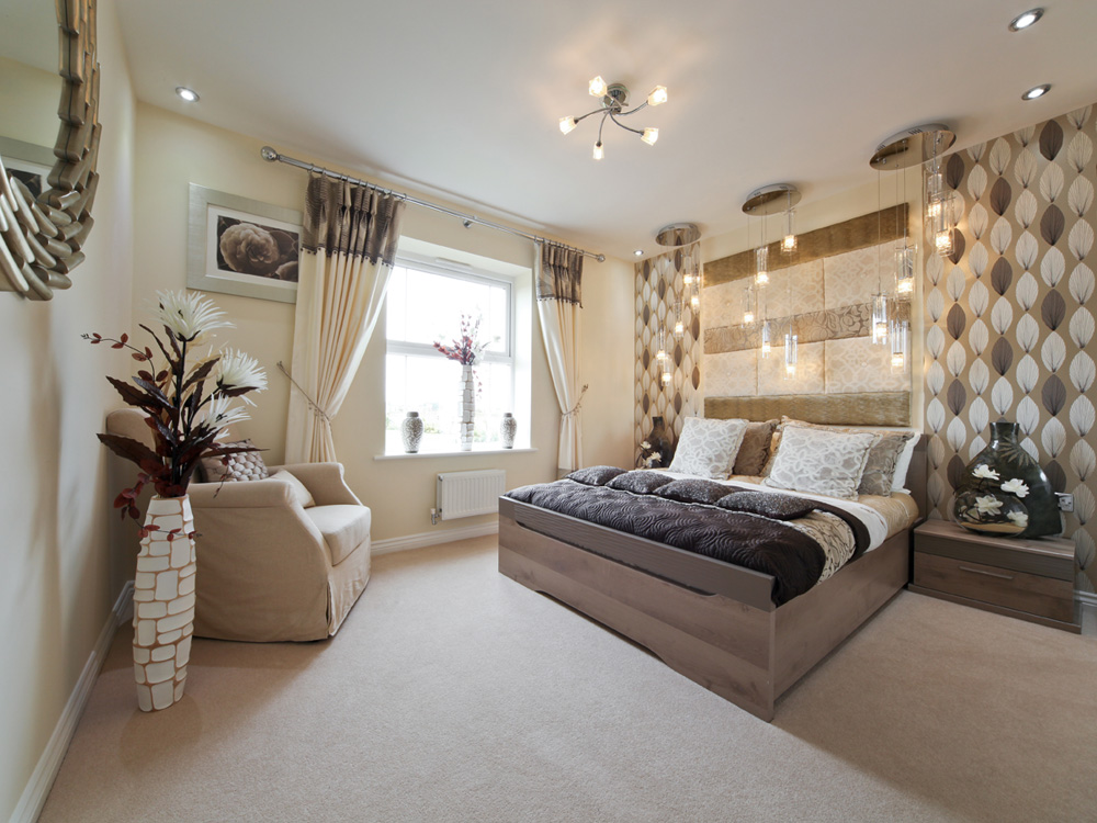 TW Exeter - Cranbrook - Kennilworth example bedroom 2