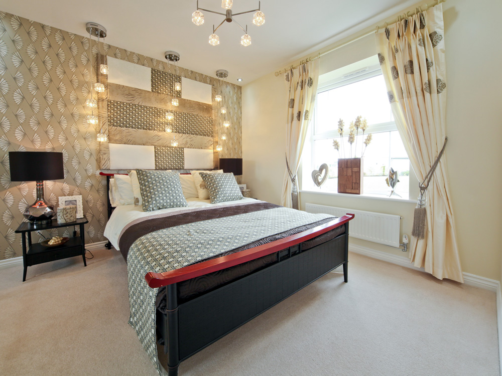 TW Exeter - Cranbrook - Kennilworth example bedroom 4