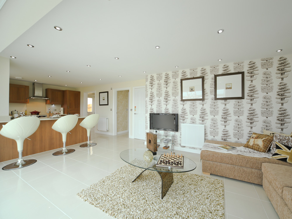 TW Exeter - Cranbrook - Kennilworth example family room