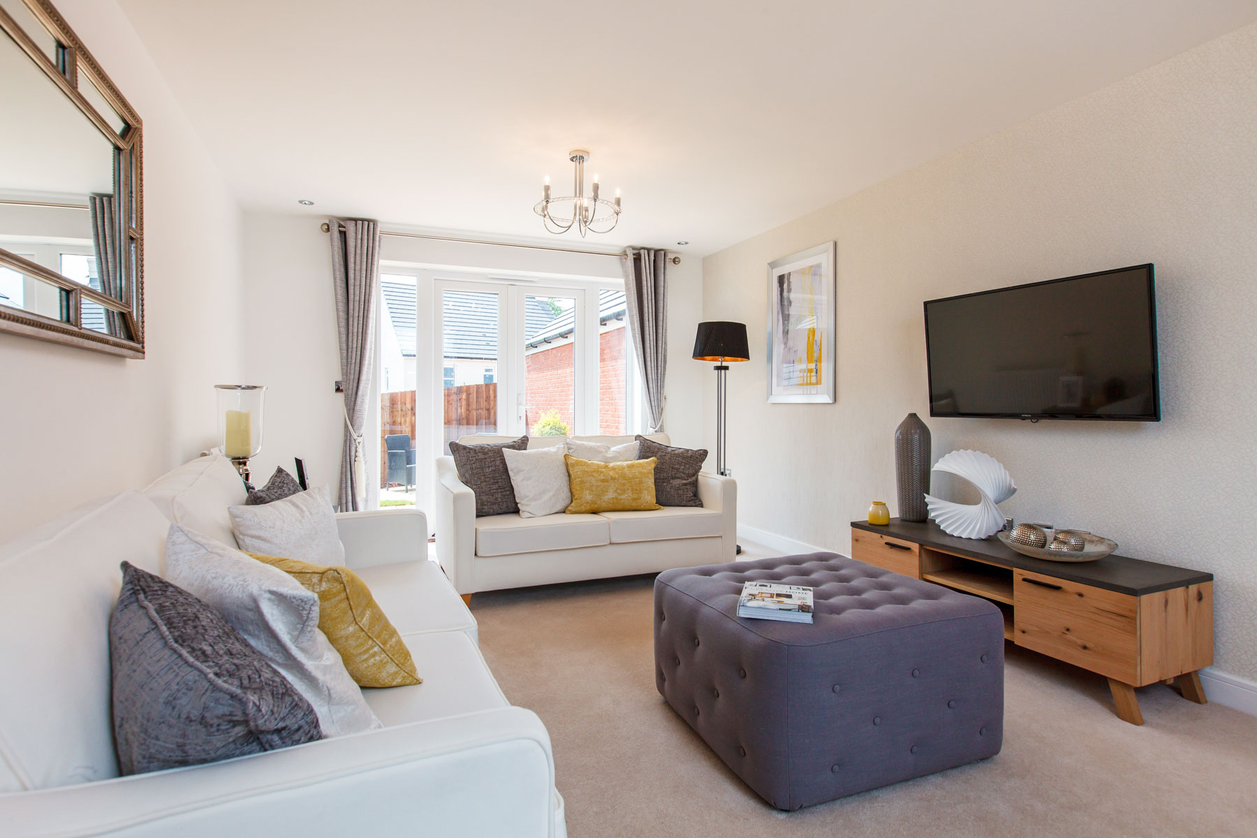 TW Exeter - Cranbrook - Lichfield example living room