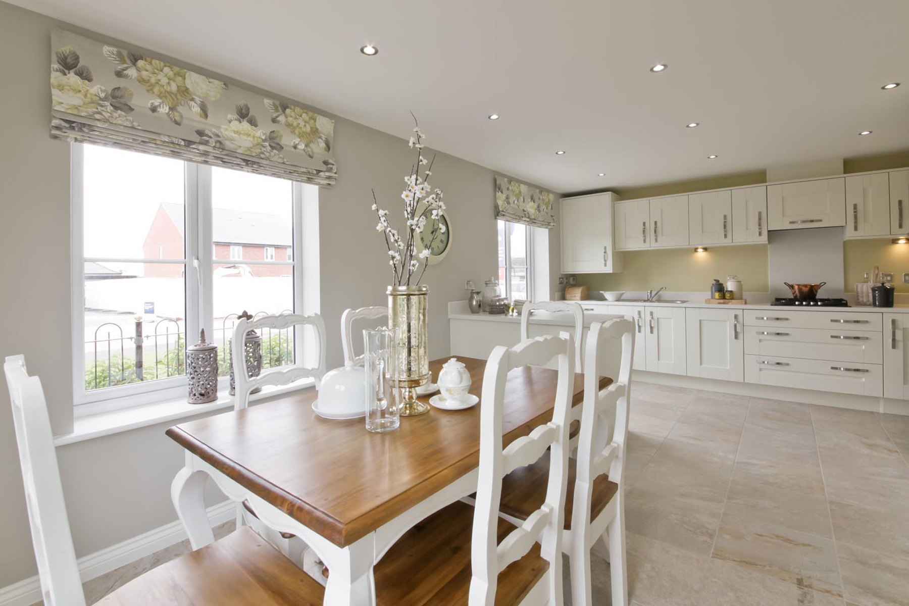TW Exeter - Cranbrook - Tildale example kitchen