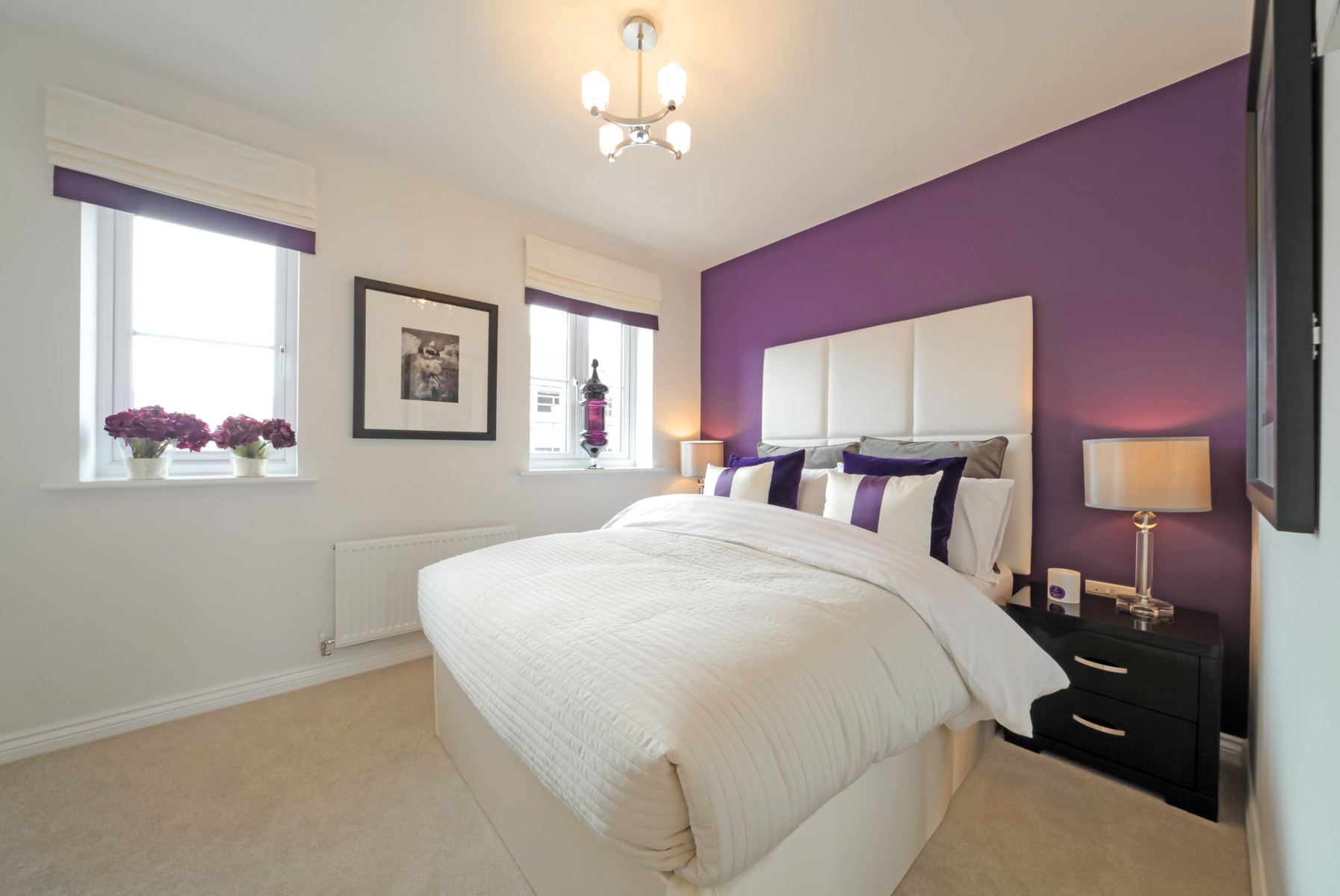 TW Exeter - Cranbrook - Beckford example bedroom