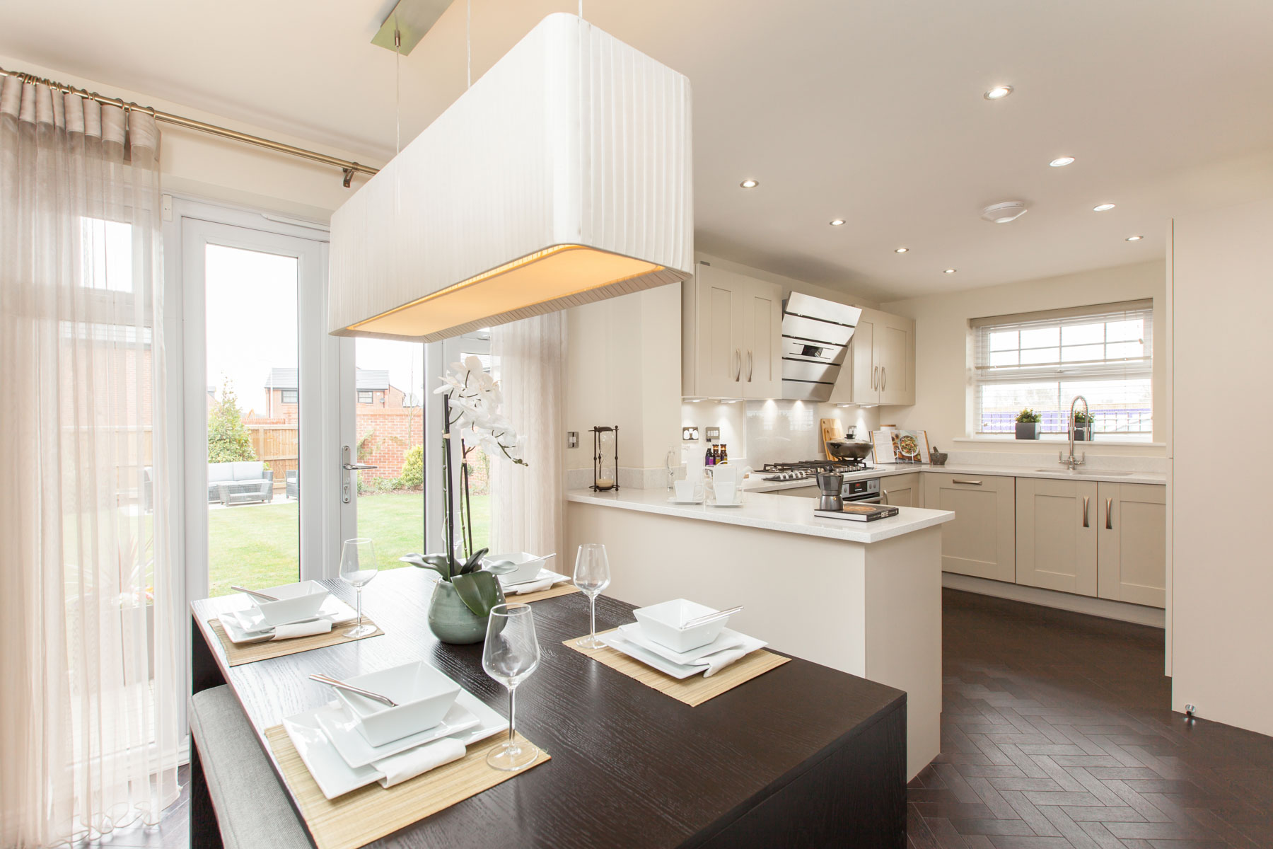 TW Exeter - Cranbrook - Lindale example kitchen 2