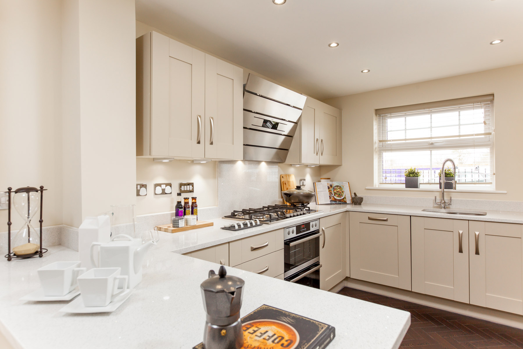 TW Exeter - Cranbrook - Lindale example kitchen