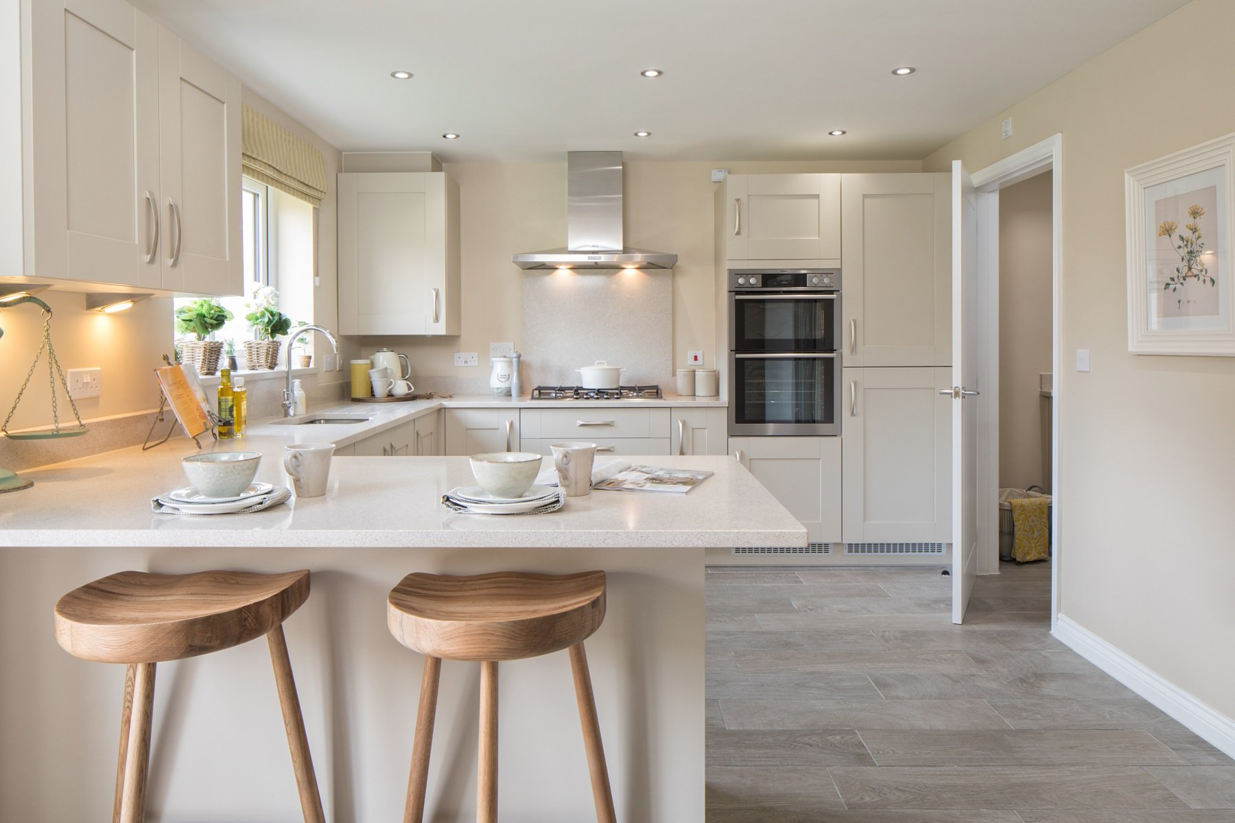 TW Exeter - Cranbrook - Midford example kitchen