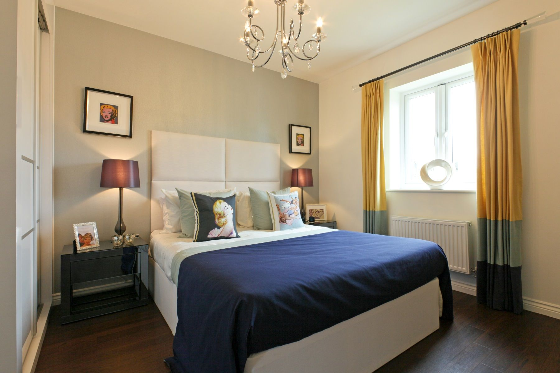 TW Exeter - Cranbrook - Newdale example bedroom
