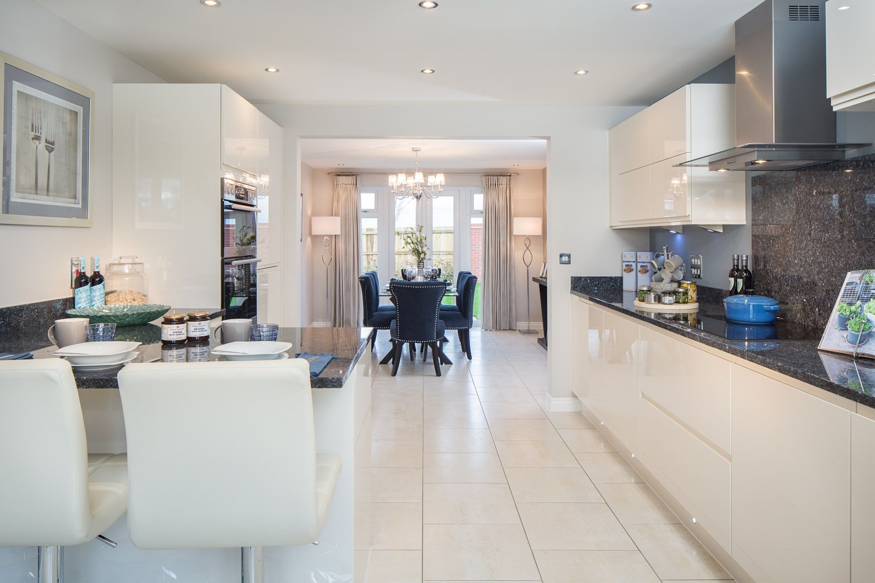 TW Exeter - Cranbrook - Thornford example kitchen 3