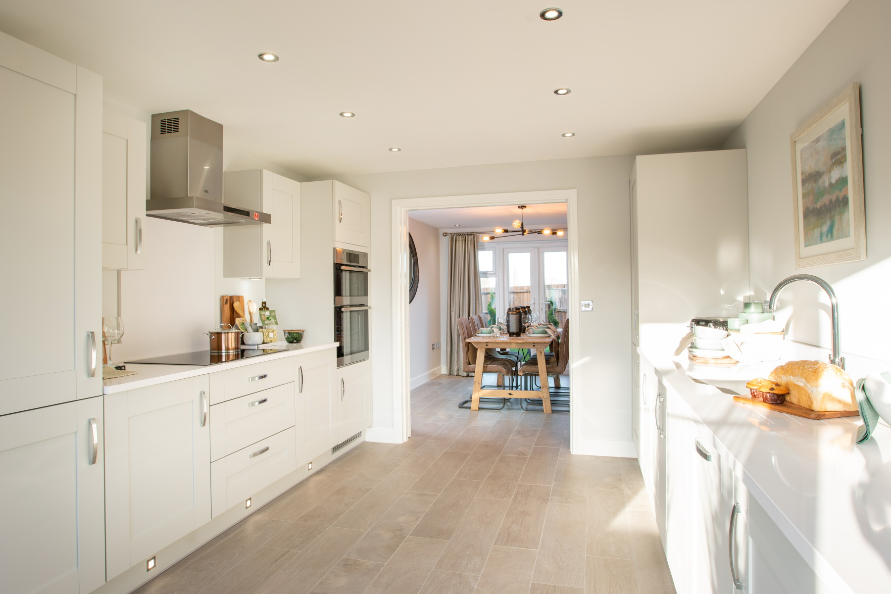 TW Exeter - Cranbrook - Thornford example kitchen 2