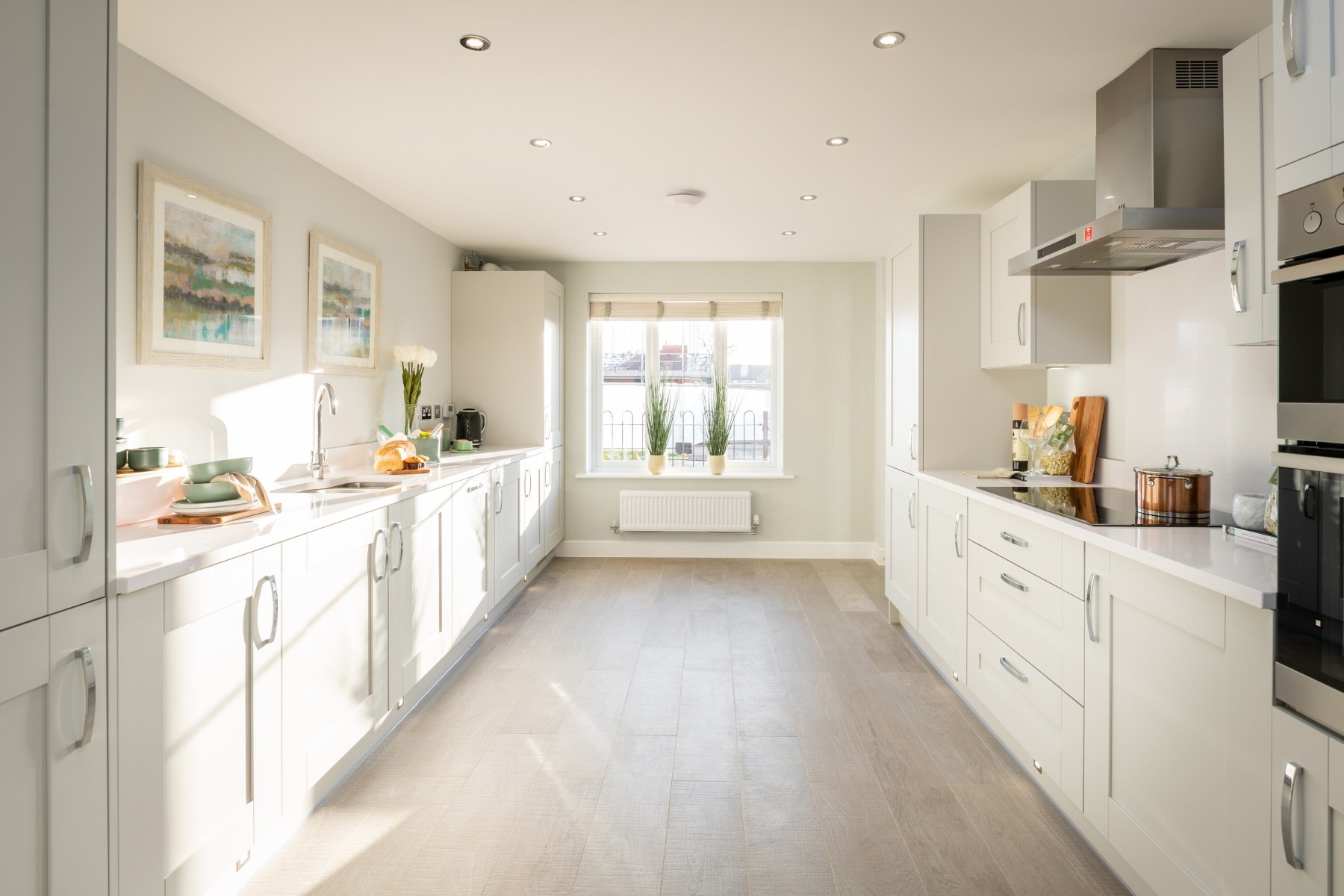 TW Exeter - Cranbrook - Thornford example kitchen