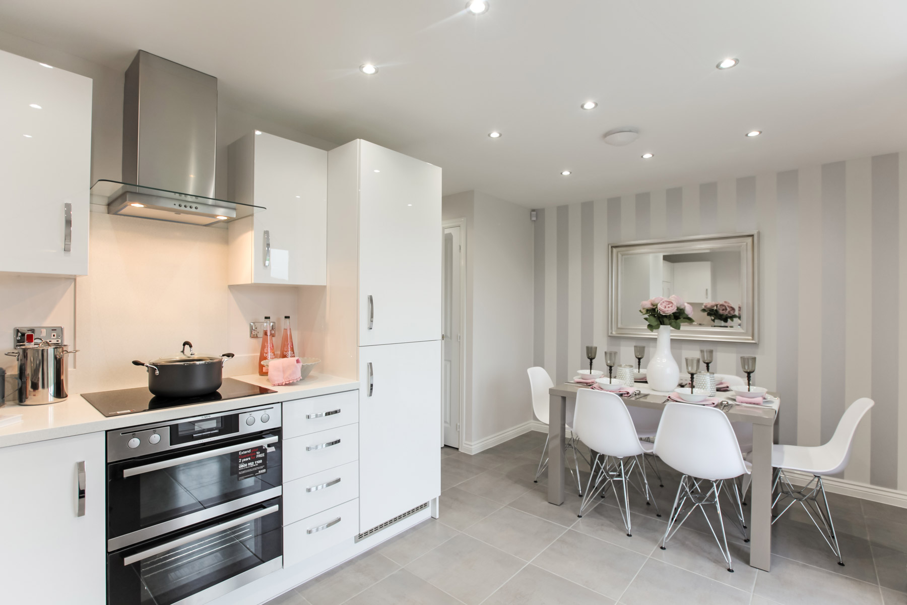 Gwel An Hay Gosford example kitchen