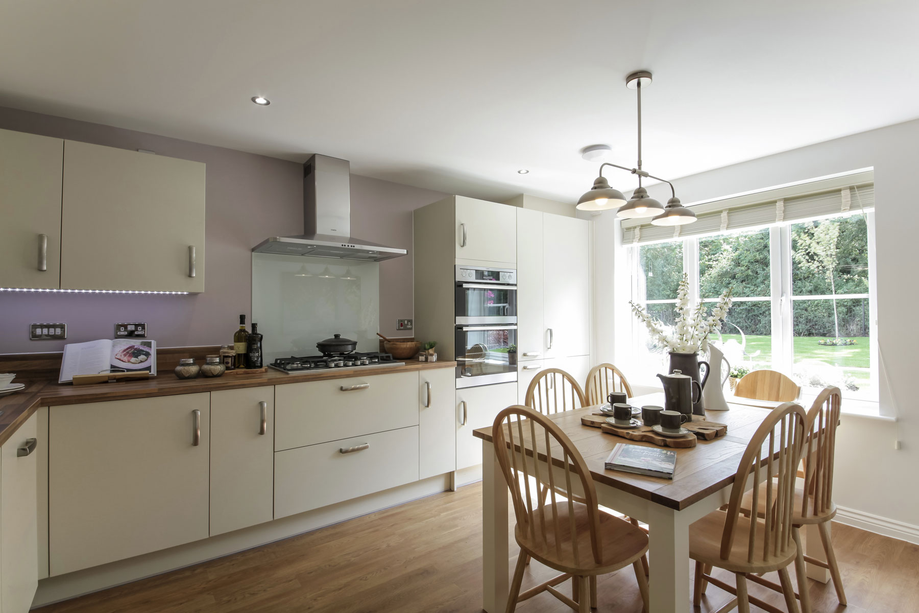TW Exeter - Gwel An Hay - Monkford example kitchen