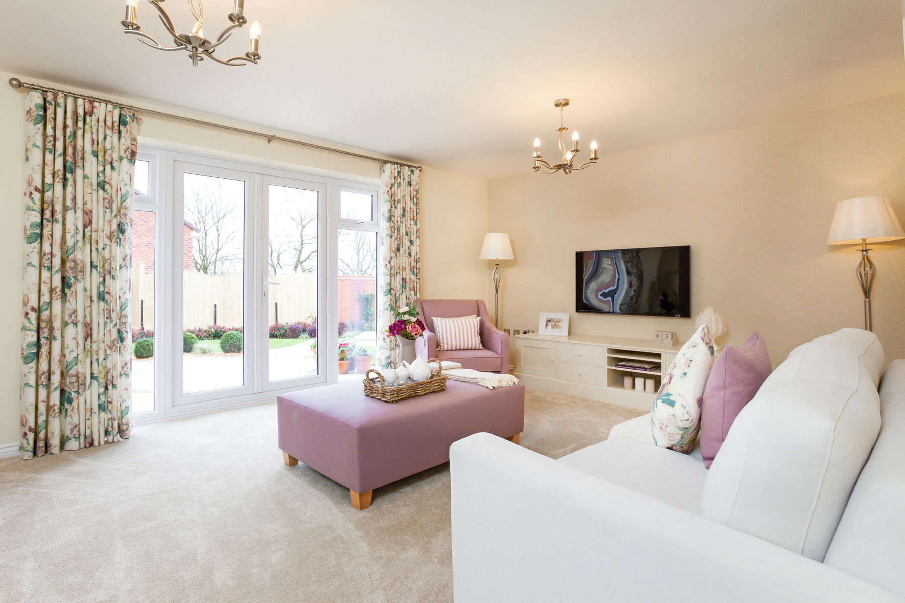 TW Exeter - Gwel An Hay - Monkford example living room 2