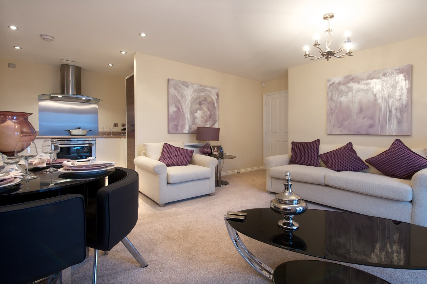 TW Exeter - Hele Park - Hawthorn example living room 2