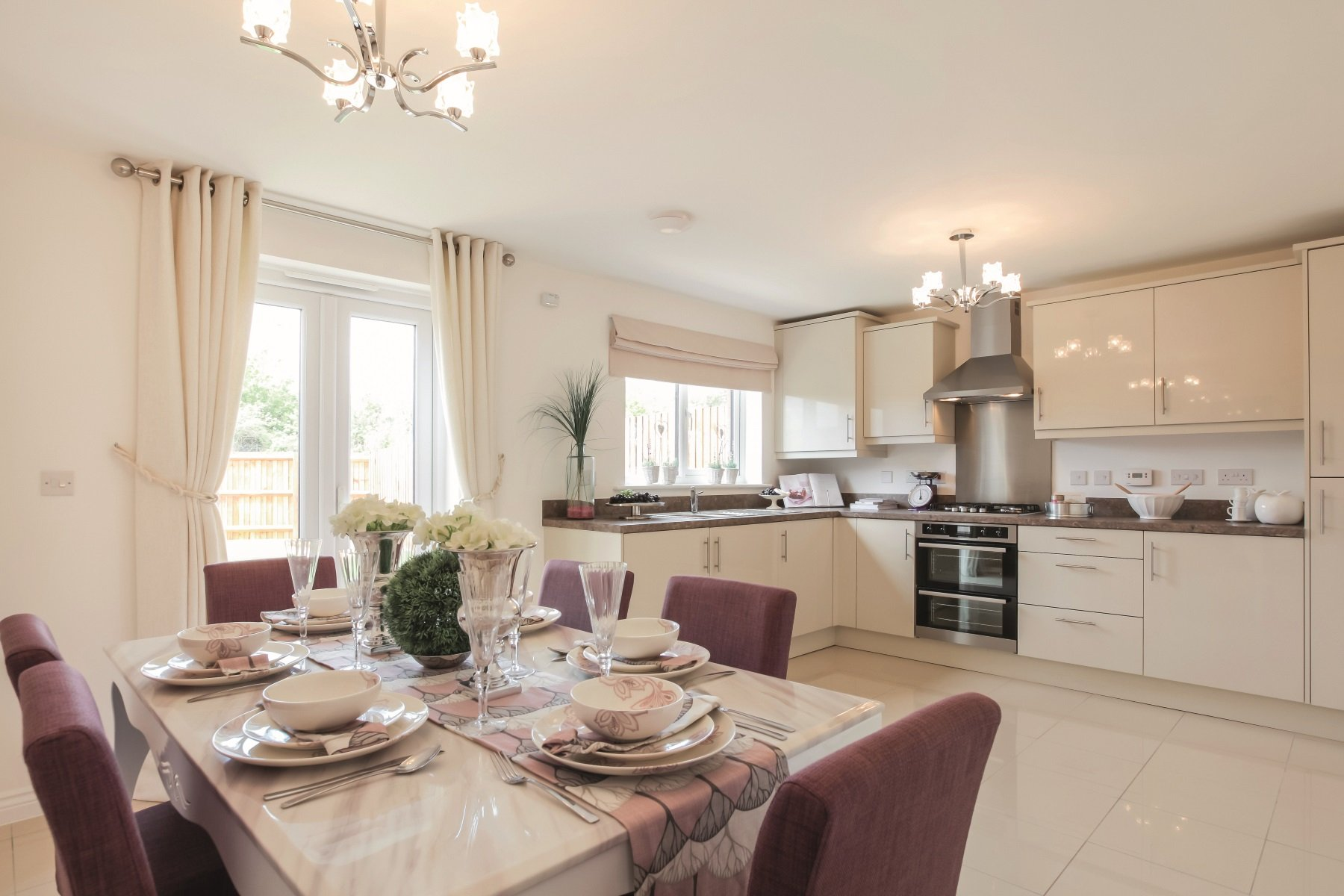 TW Exeter - Hele Park - Oakham example kitchen 3