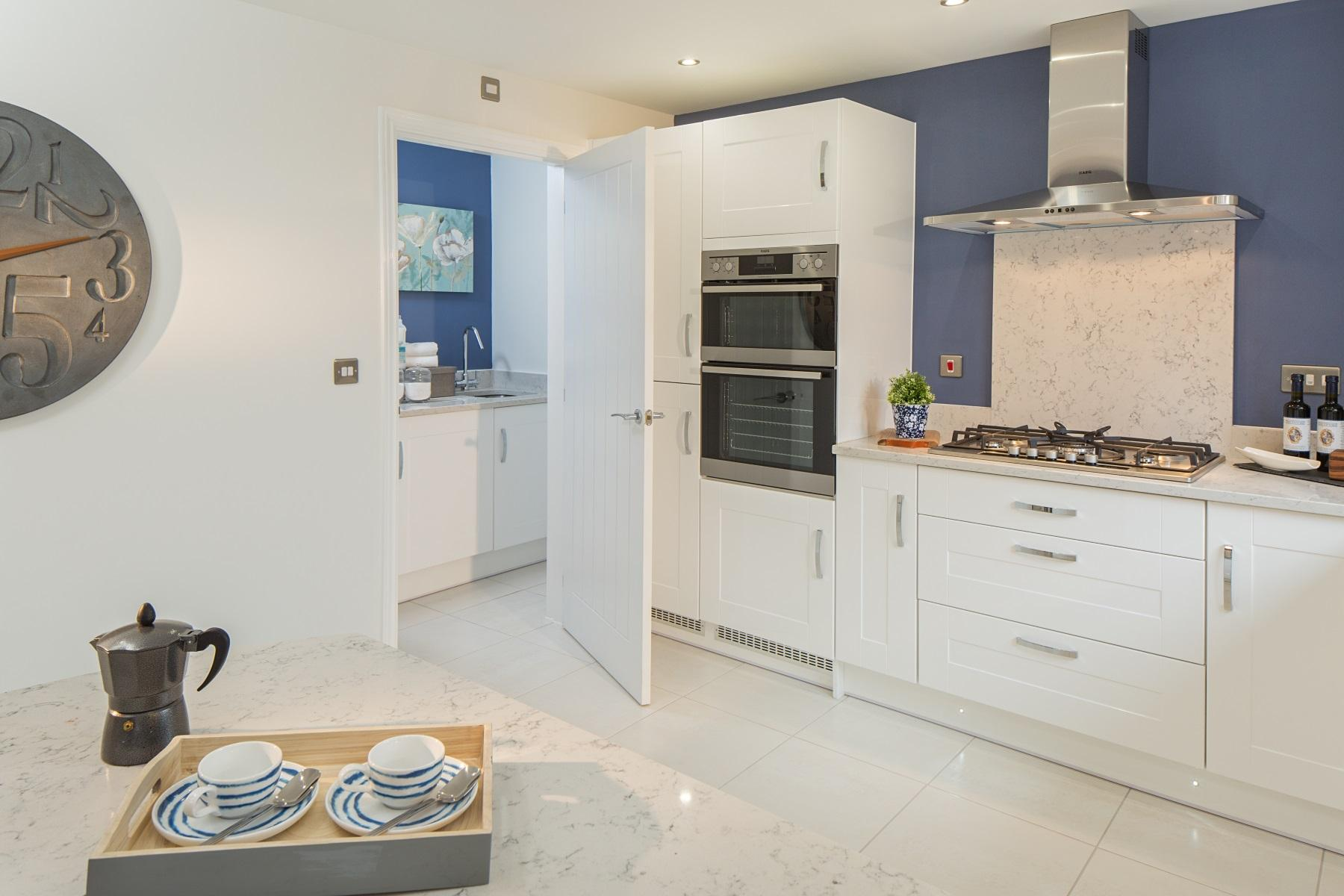 TW Exeter - Hele Park - Midford example kitchen 2