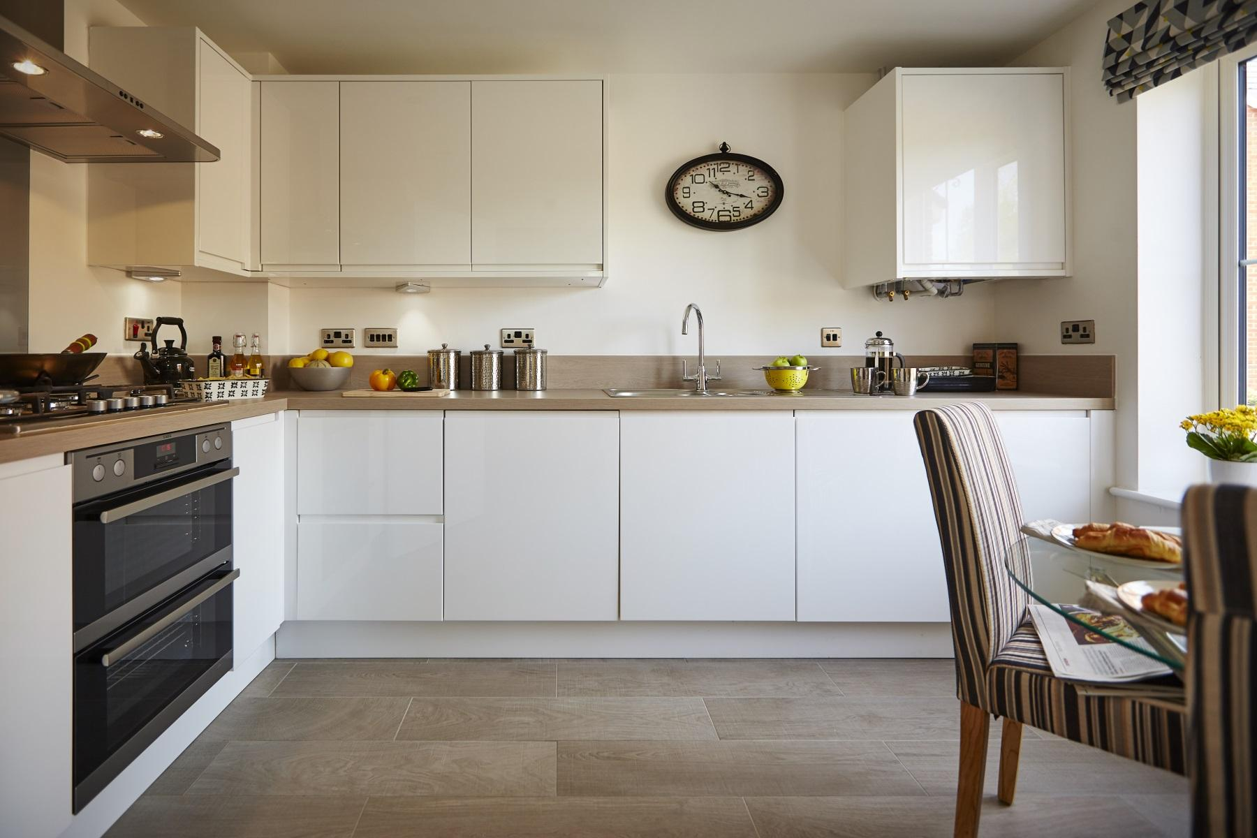 TW Exeter - Hele Park - Rackenford example kitchen 2