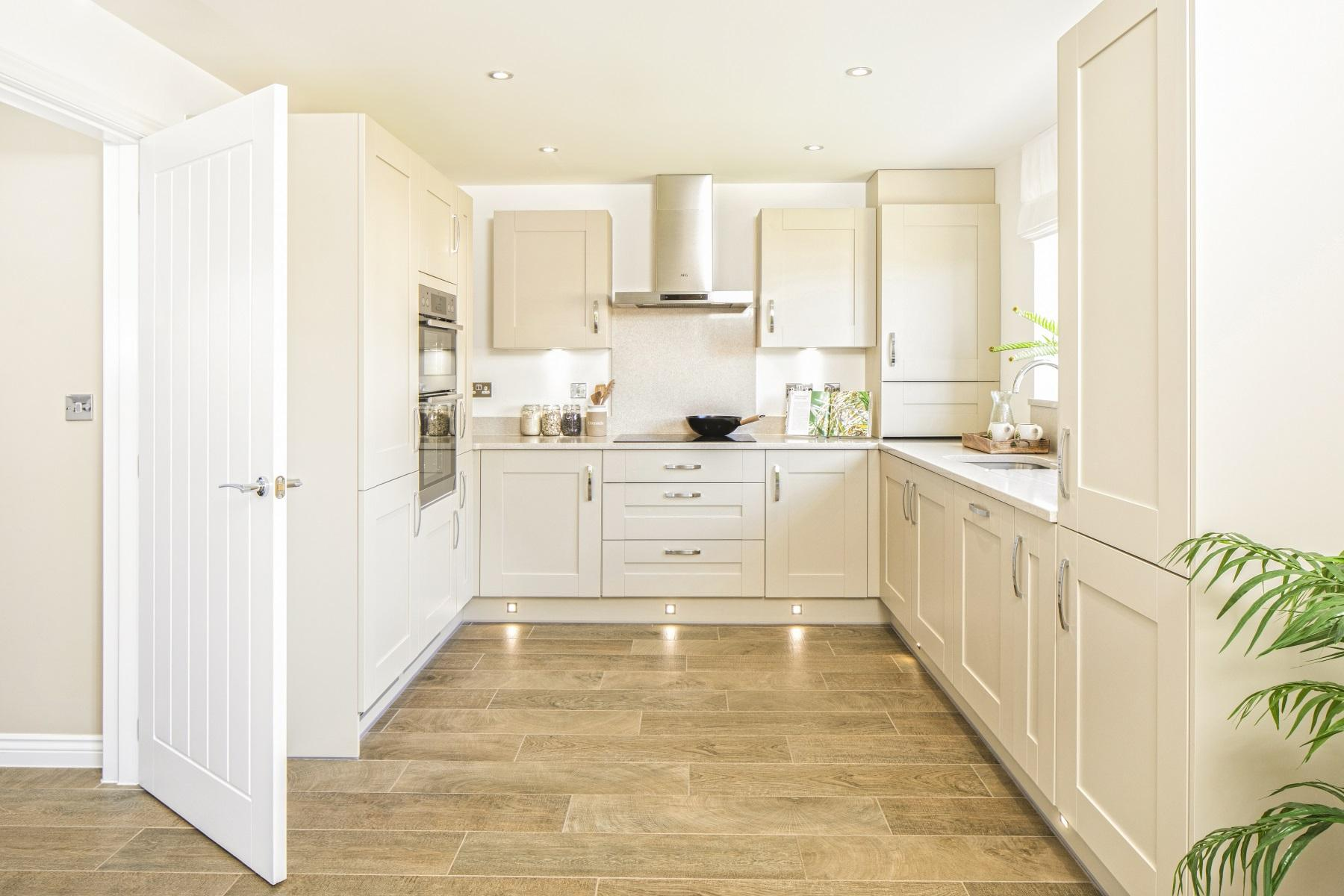 TW Exeter - Hele Park - Shelford example kitchen