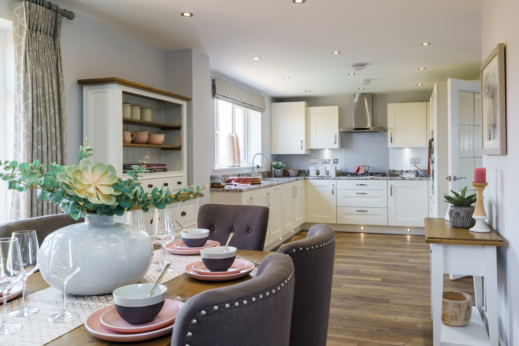 TW Exeter - Hele Park - Shelford example kitchen 2