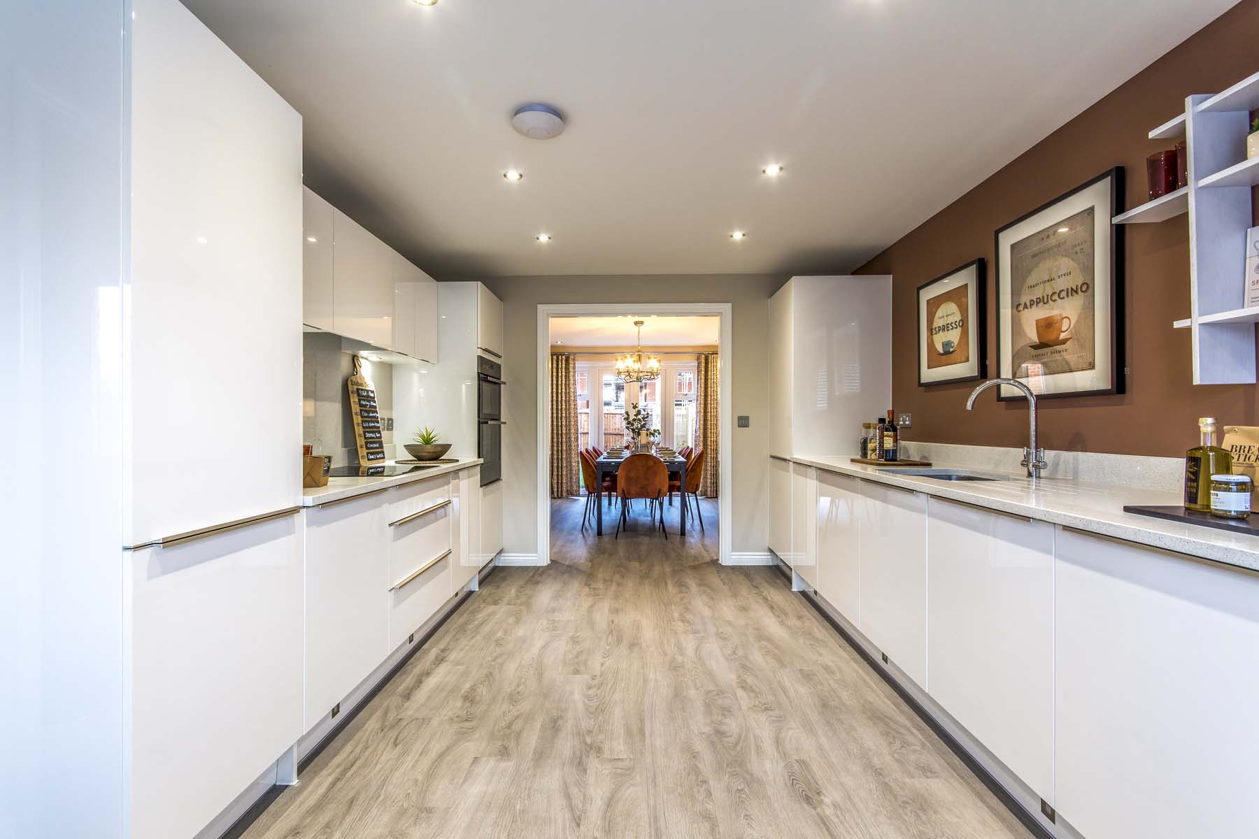 TW Exeter - Hele Park - Thornford example kitchen 2