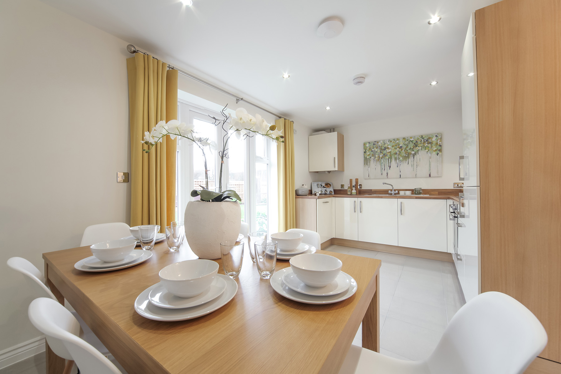 Taylor Wimpey - Cranbrook - Gosford example kitchen 2