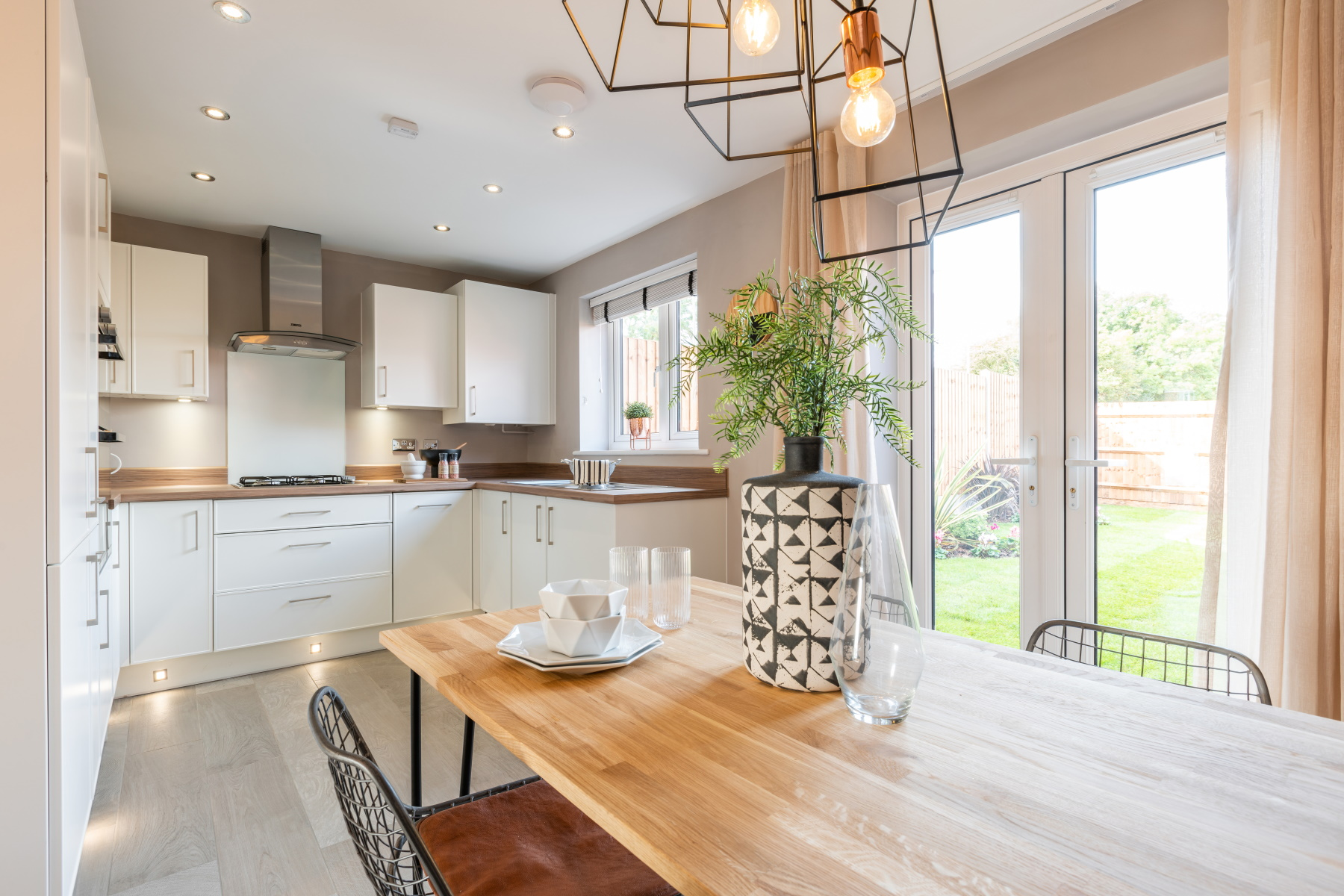 TW Exeter - Cranbrook - Gosford example kitchen 2