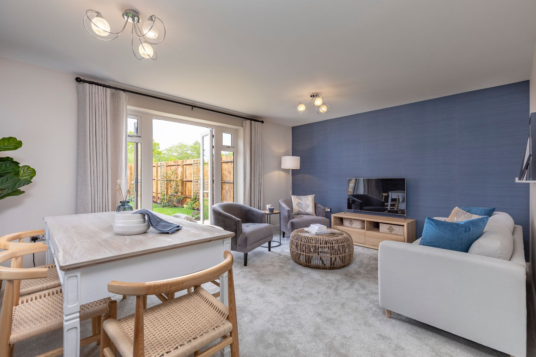 TW Exeter - Mayfield Gardens - Benford example living room
