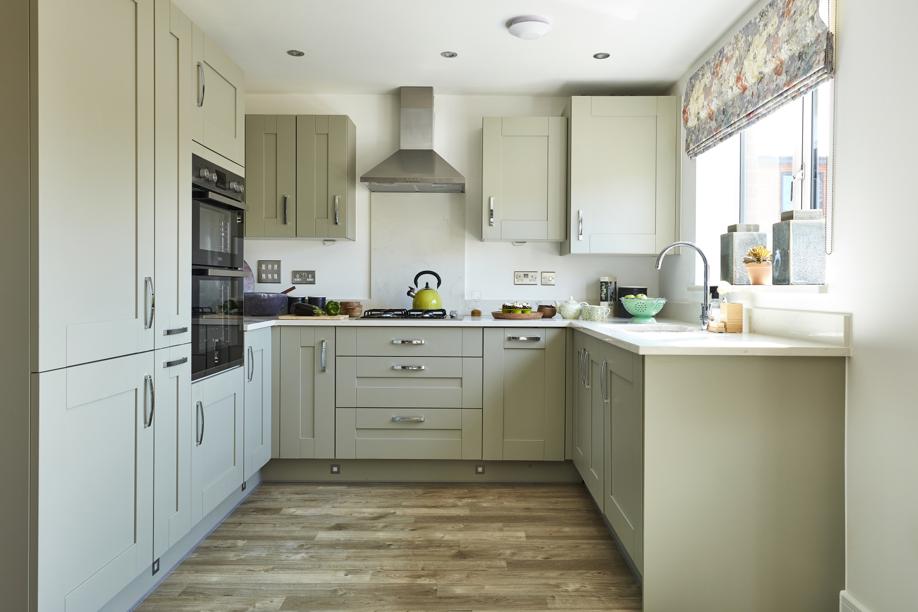 TW Exeter - Mayfield Gardens - Byford example kitchen