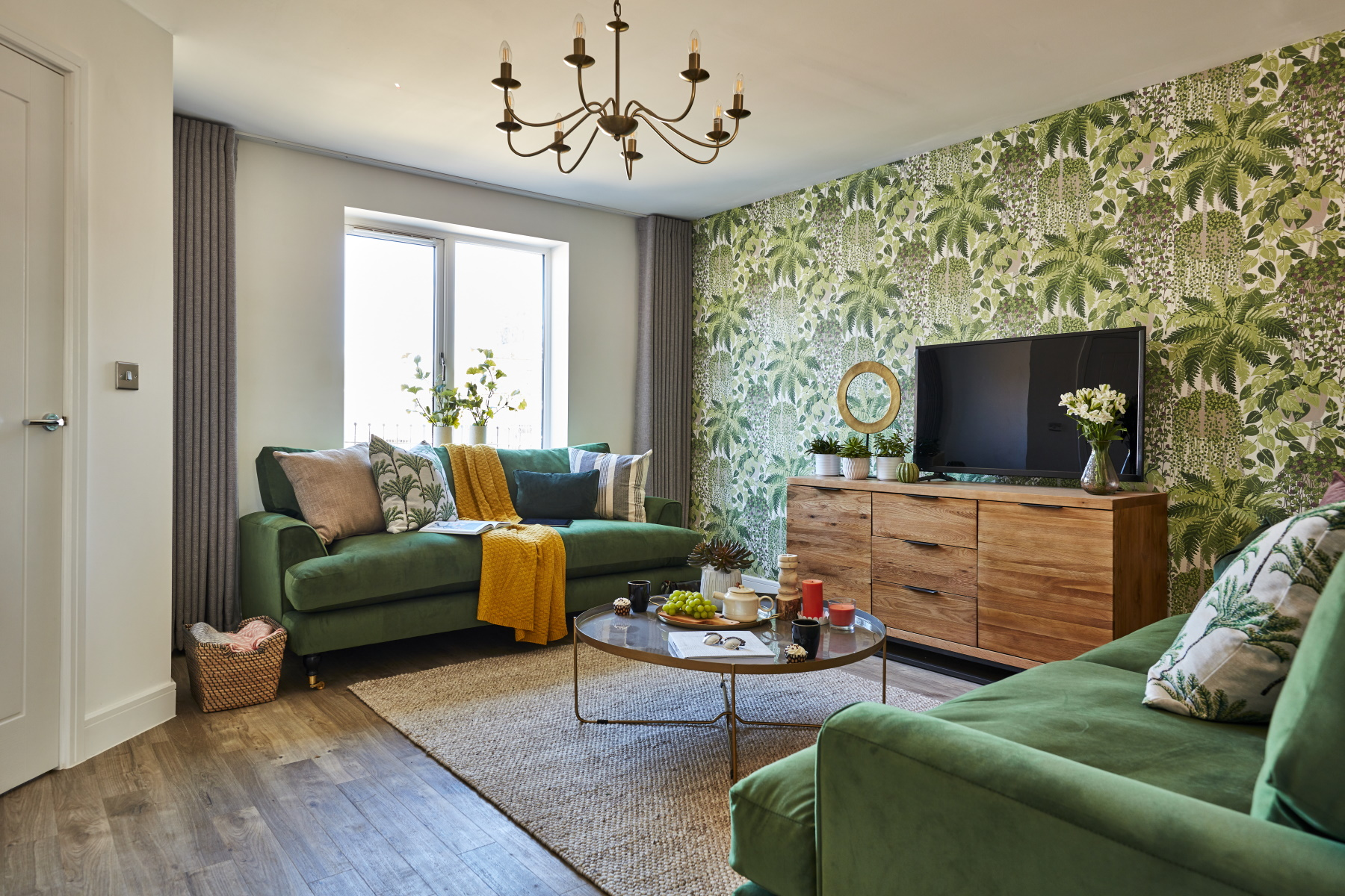 TW Exeter - Mayfield Gardens - Byford example living room