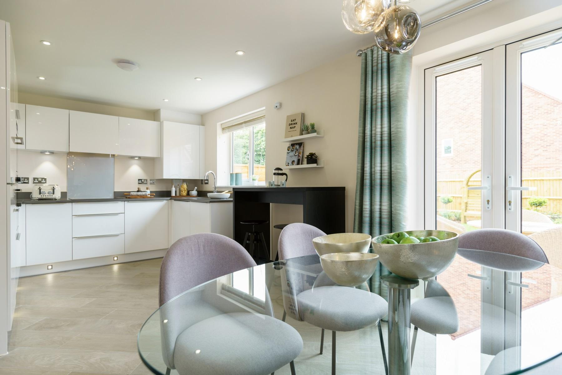 TW Exeter - Mayfield Gardens - Huxford example kitchen 2