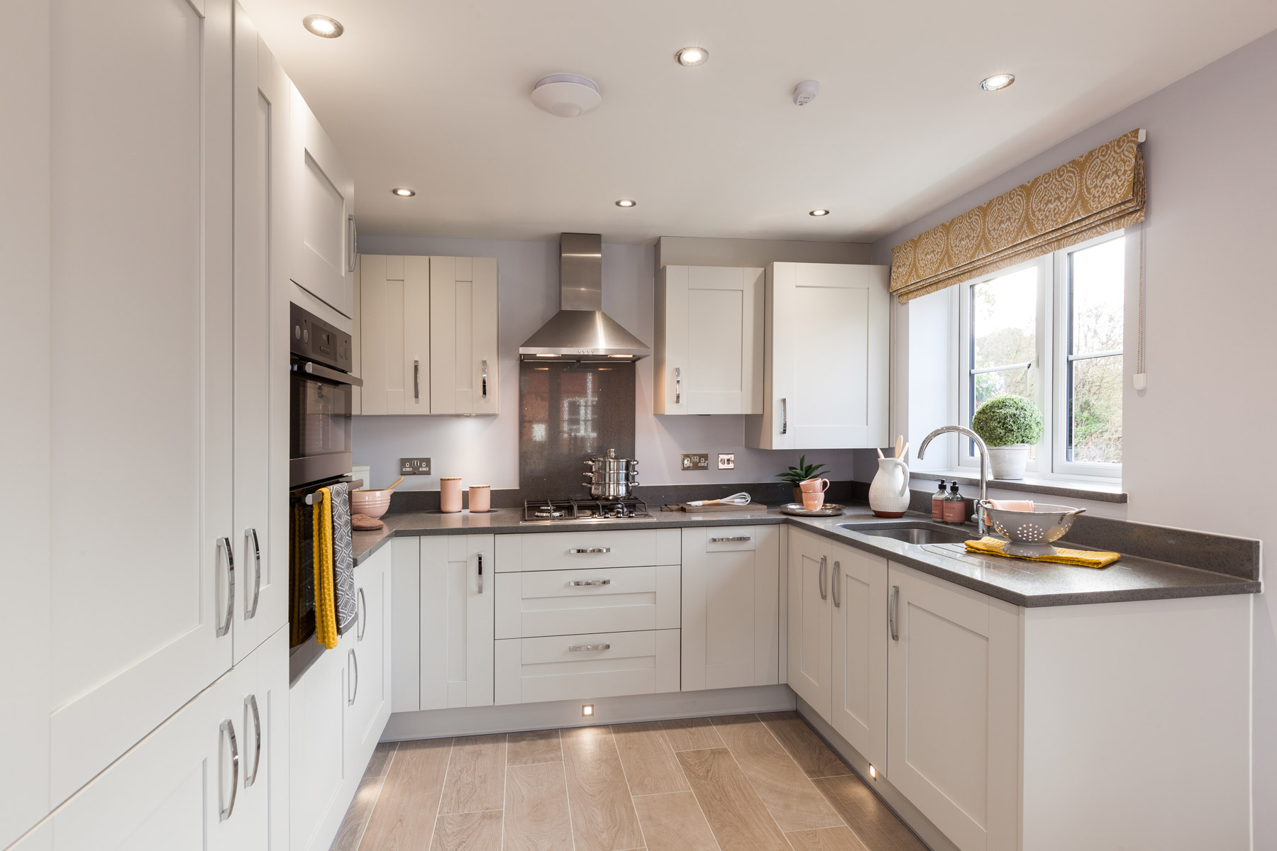TW Exeter - Mayfield Gardens - Kingdale example kitchen