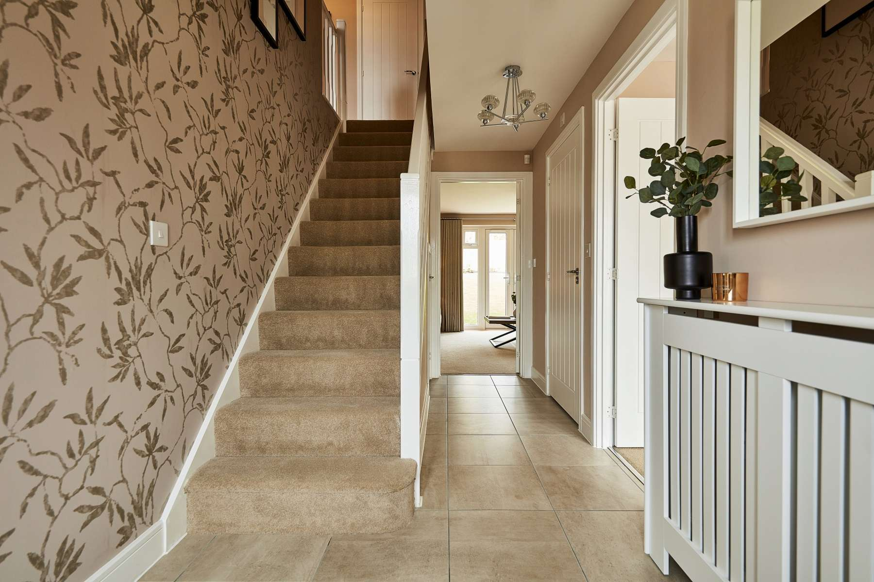 TW Exeter - Mayfield Gardens - Marford example hallway