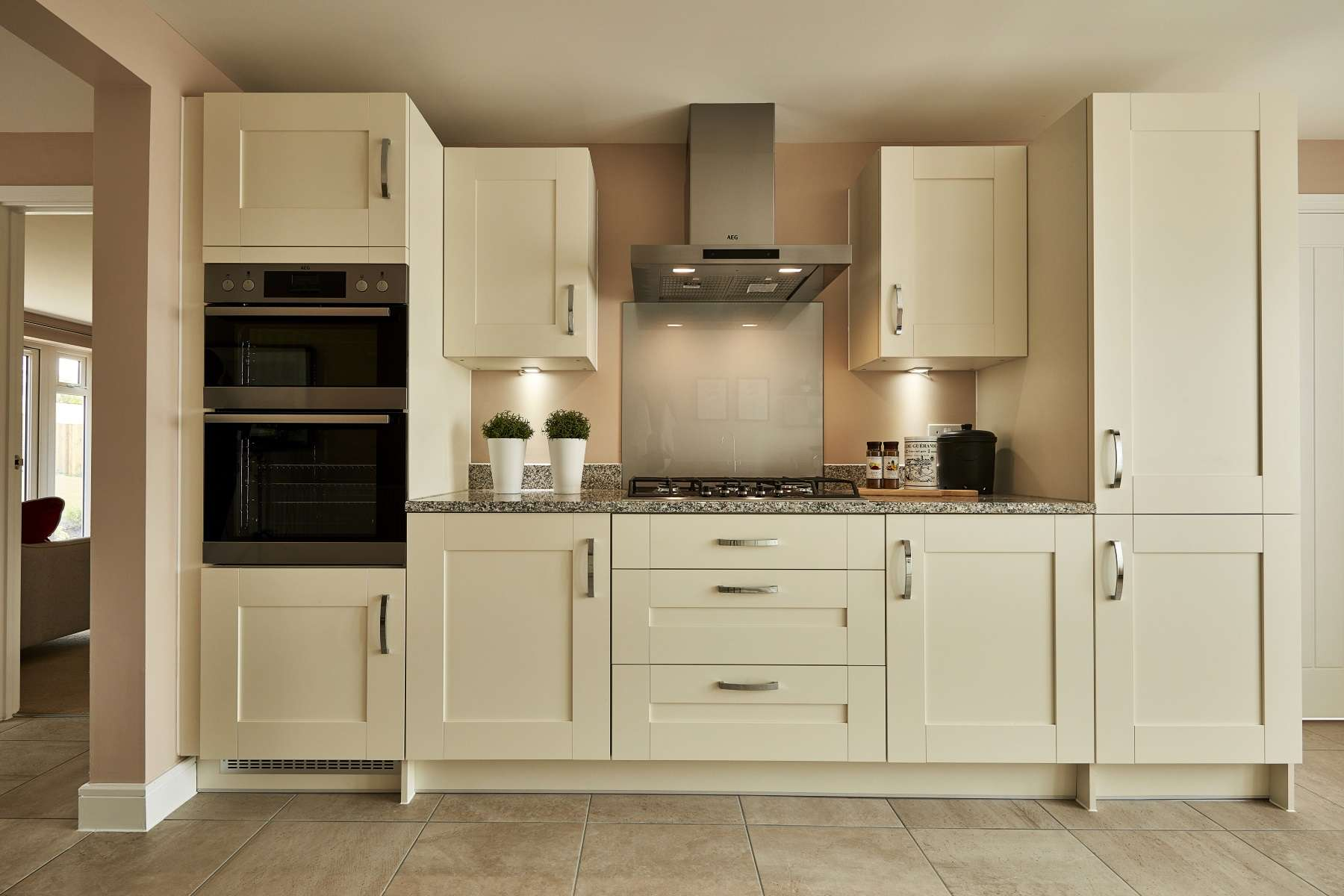 TW Exeter - Mayfield Gardens - Marford example kitchen 3
