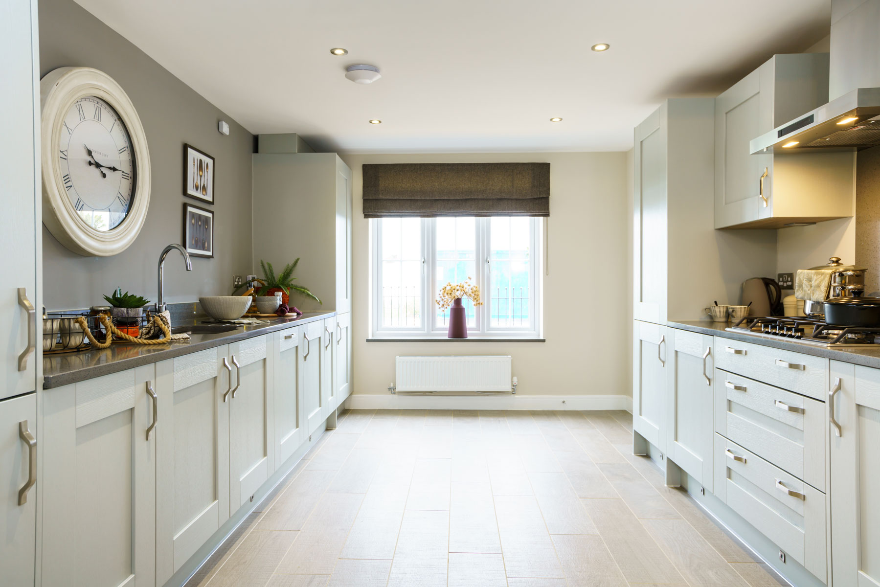 TW Exeter - Mayfield Gardens - Marford example kitchen