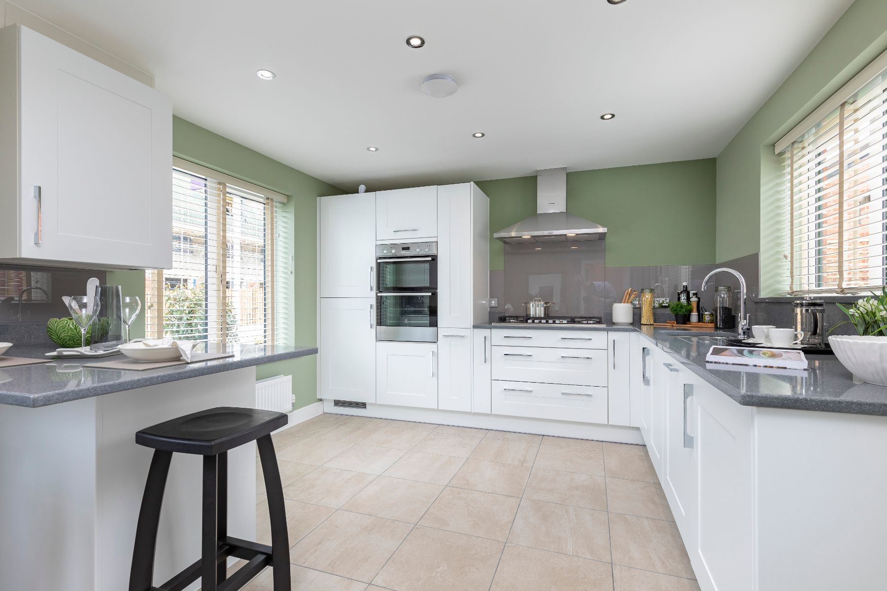 TW Exeter - Mayfield Gardens - Waysdale example kitchen