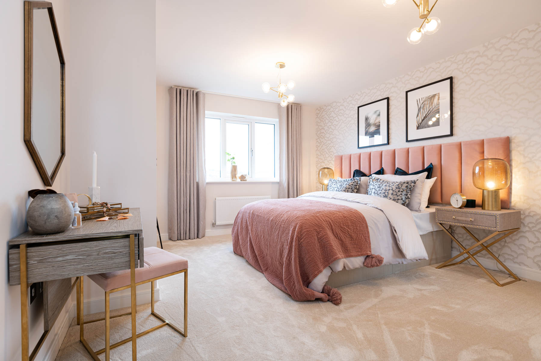 Taylor Wimpey - Mayfield Gardens - Marford bedroom