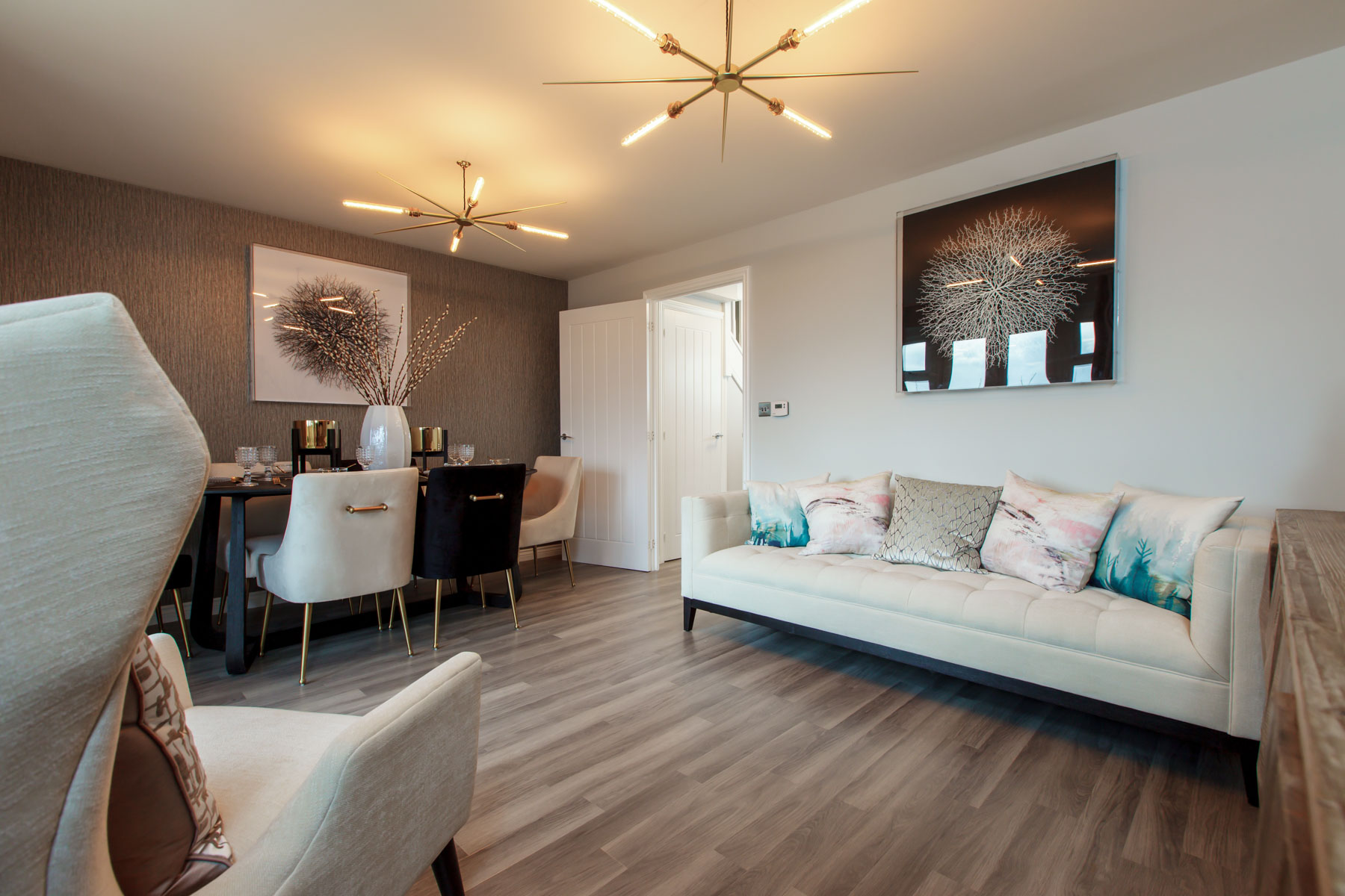 TW Exeter - Mountbatten Mews - Flatford example living room 2