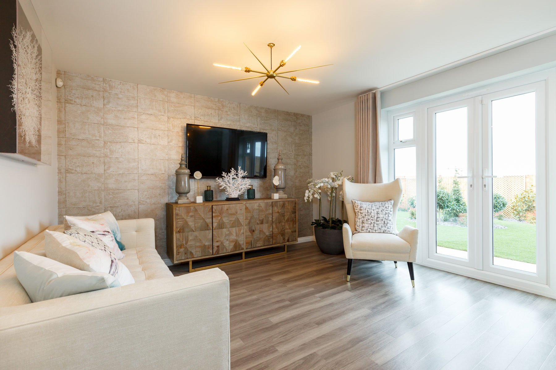 TW Exeter - Mountbatten Mews - Flatford example living room
